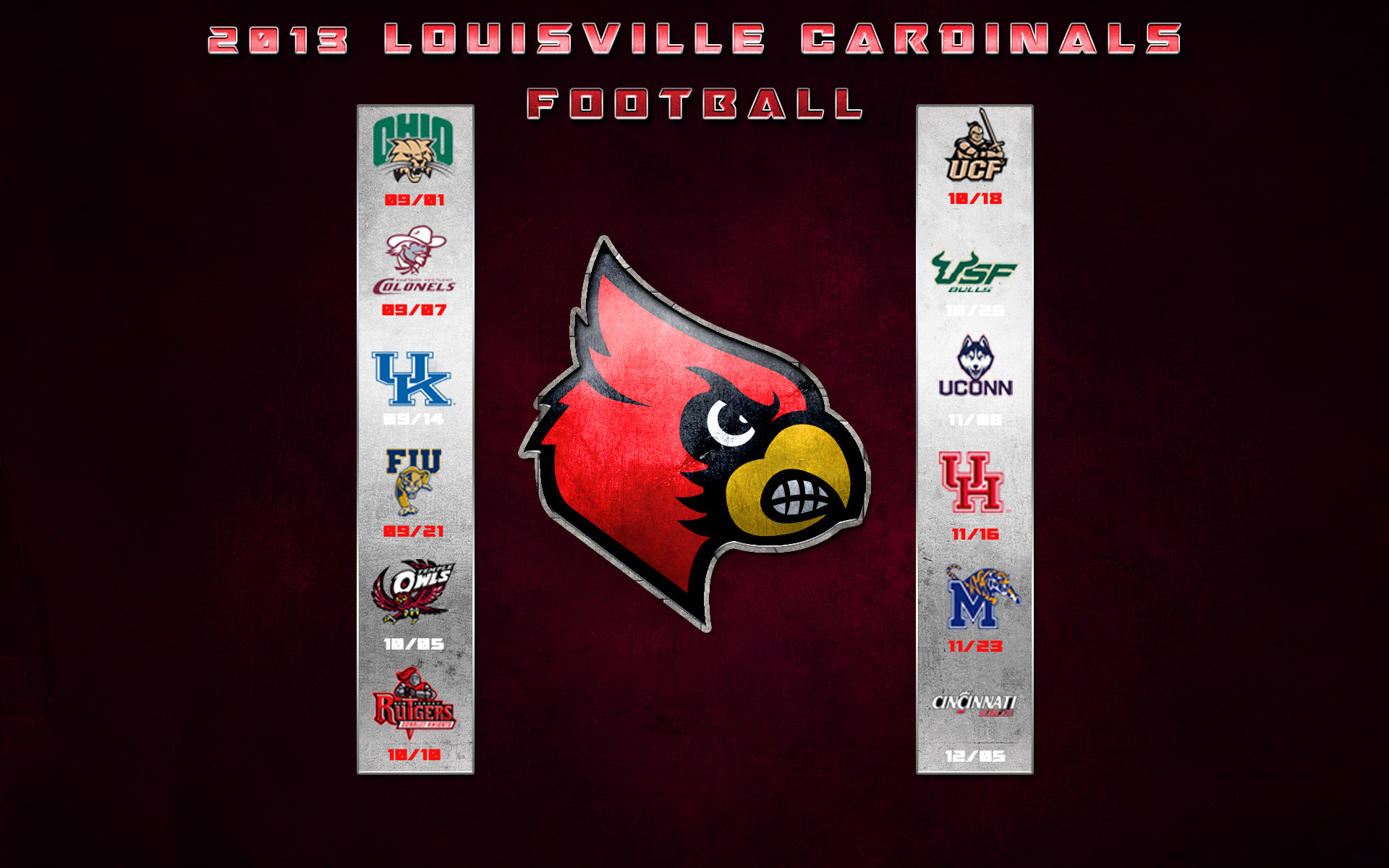 1920x1200 Louisville Cardinals Wallpaper Free 1200×900 Louisville Cardinals Wallpapers  (21 Wallpapers) | Adorable