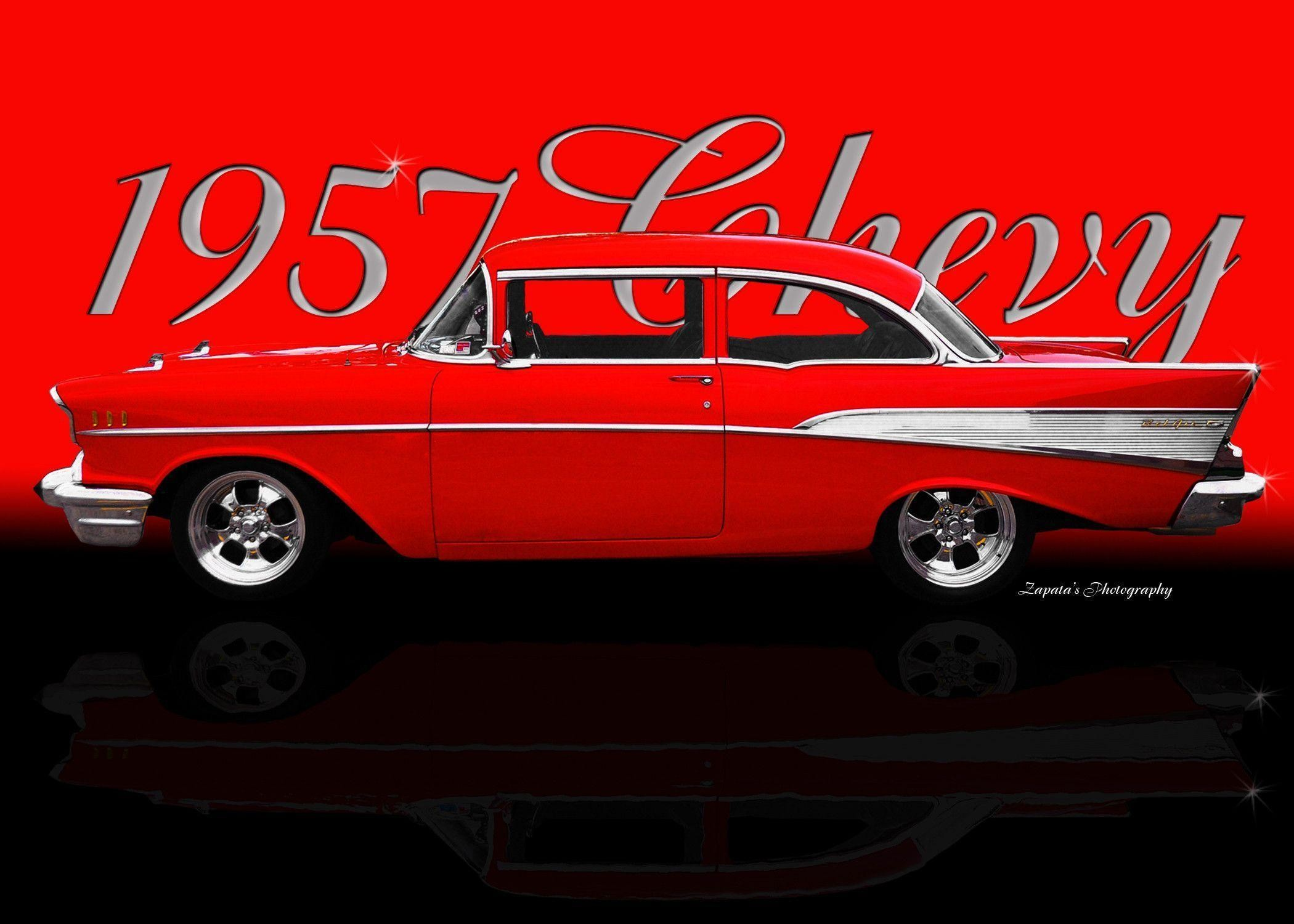 2100x1500 Pix For > 57 Chevy Wallpaper