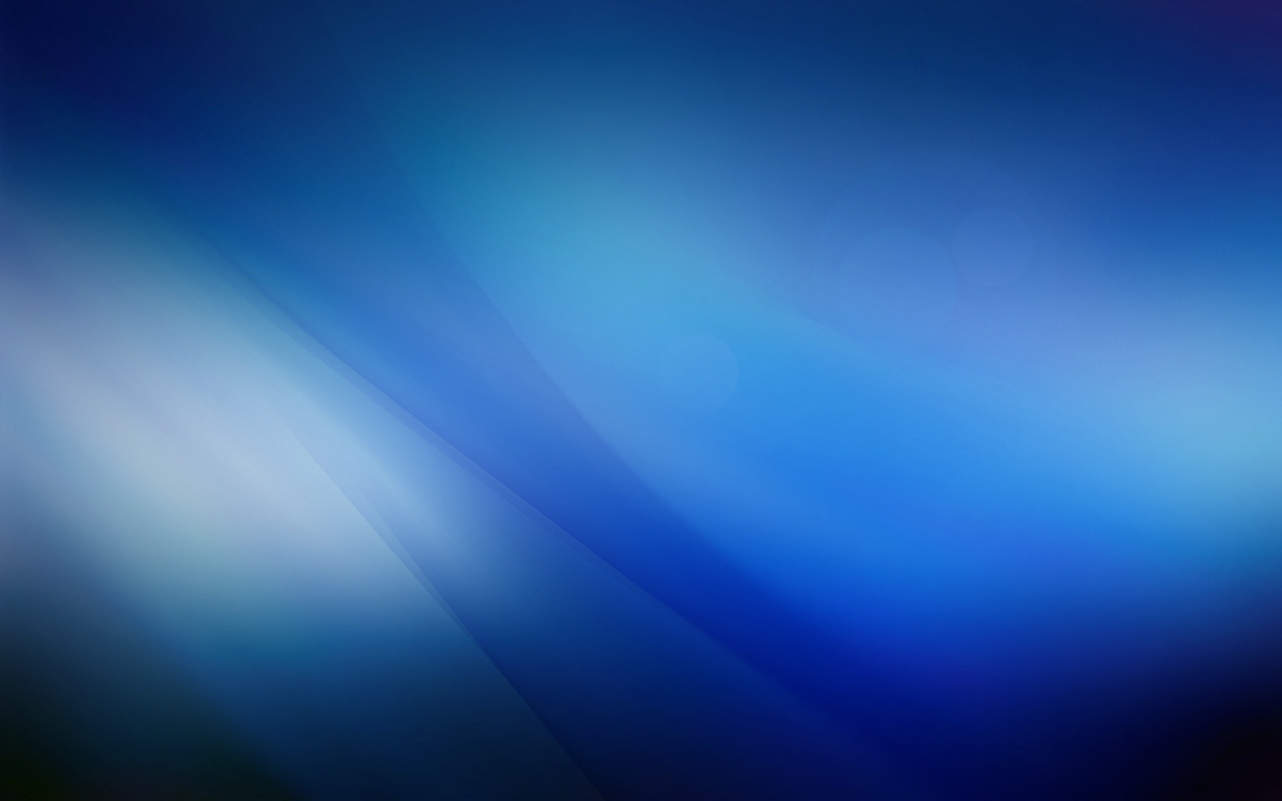 2560x1600 Wallpaper Blue background, Wave, Abstract