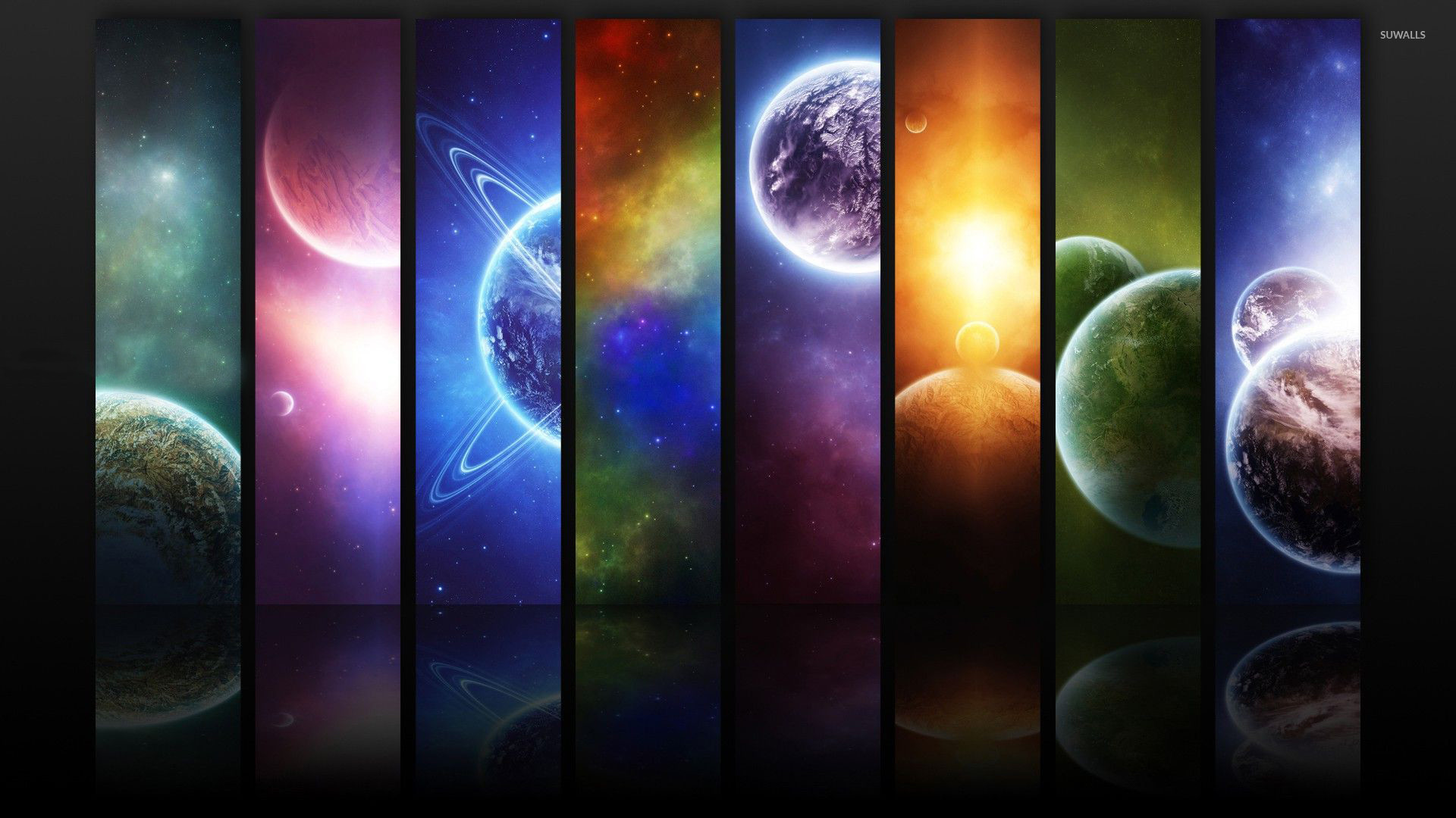 Universe wallpaper 1920x1080 87 images - Solar system hd wallpapers 1080p ...