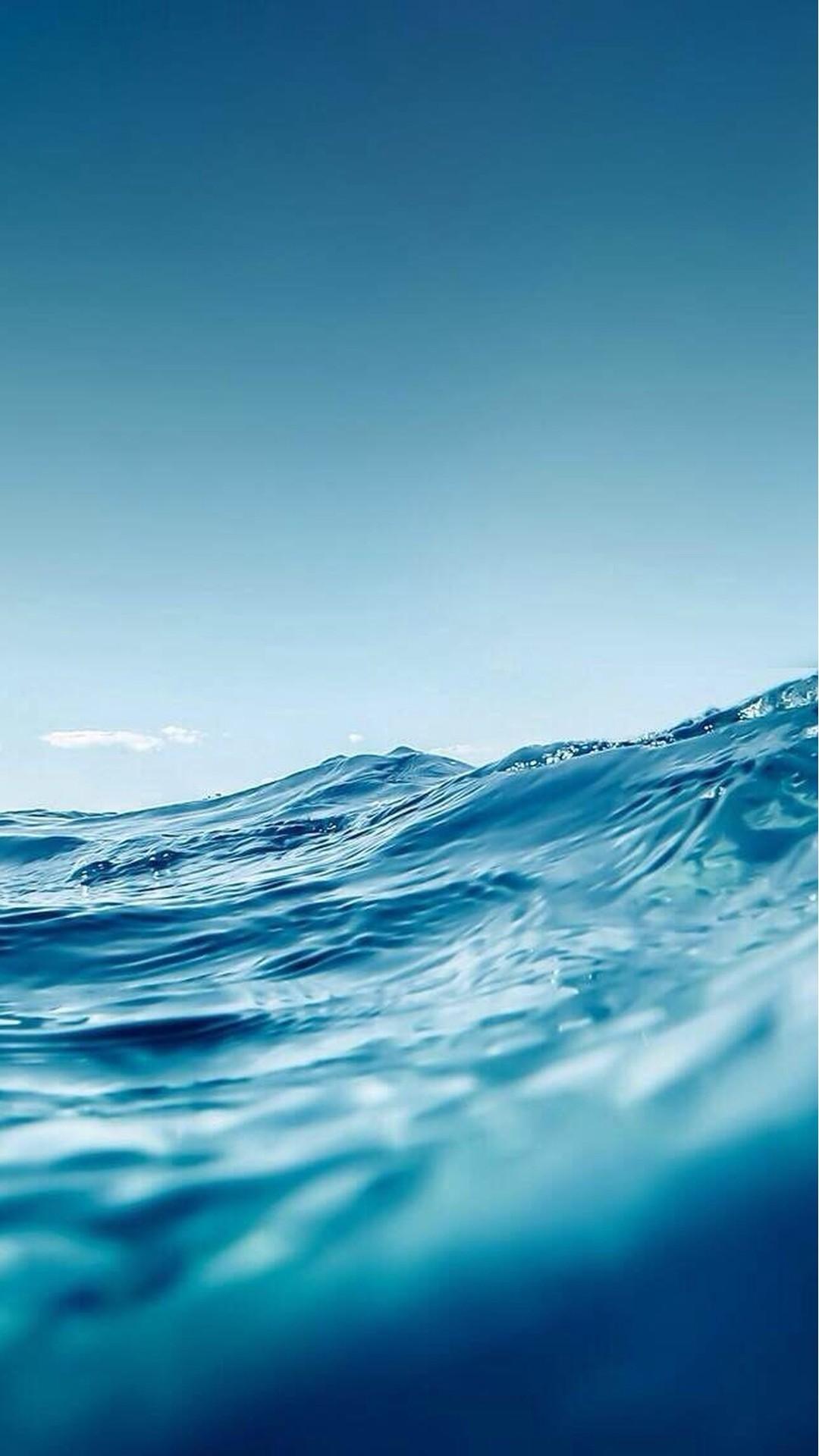 Blue Ocean Wallpaper 75 Images