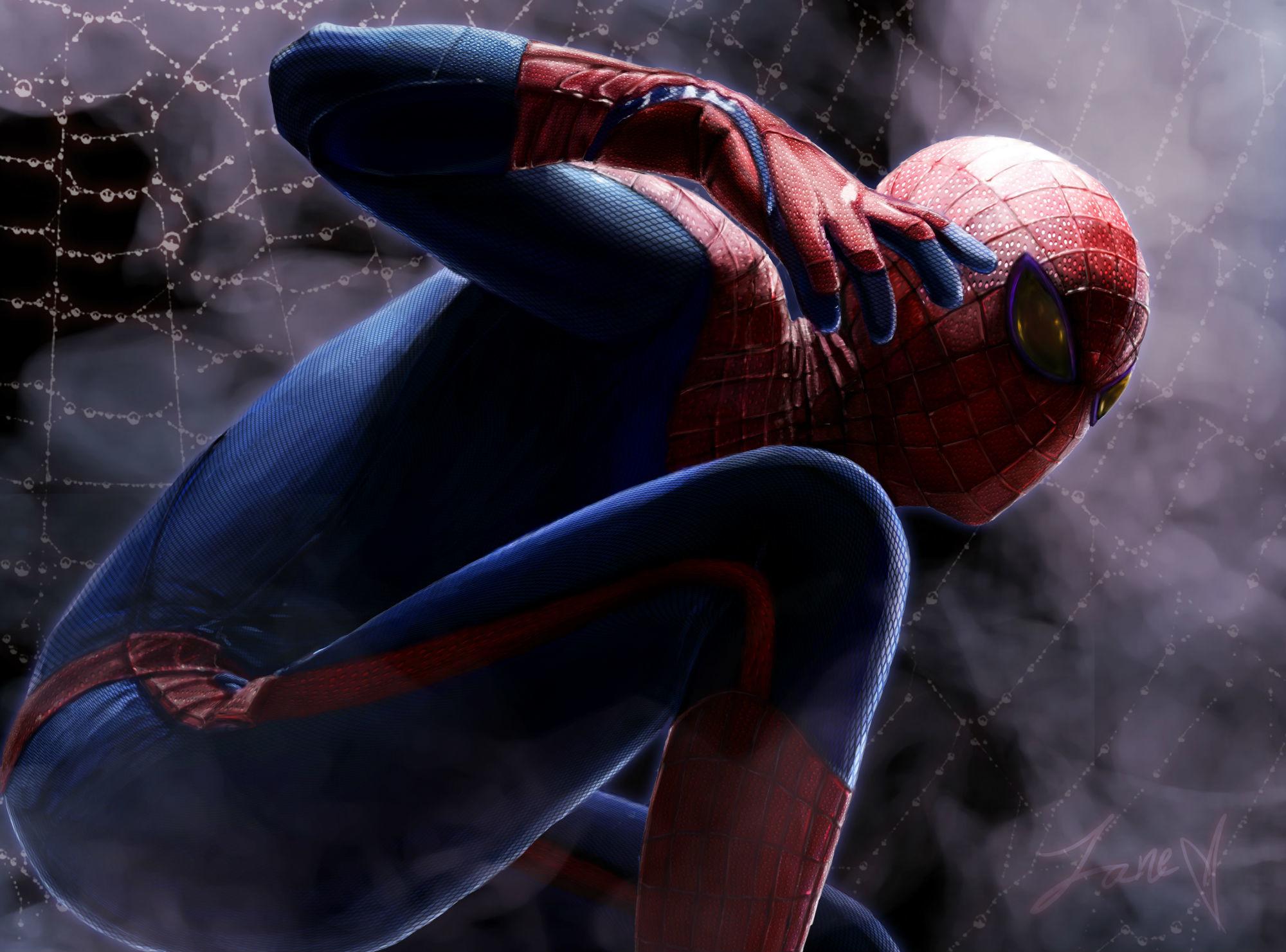Spiderman 2018 Wallpaper 75 Images