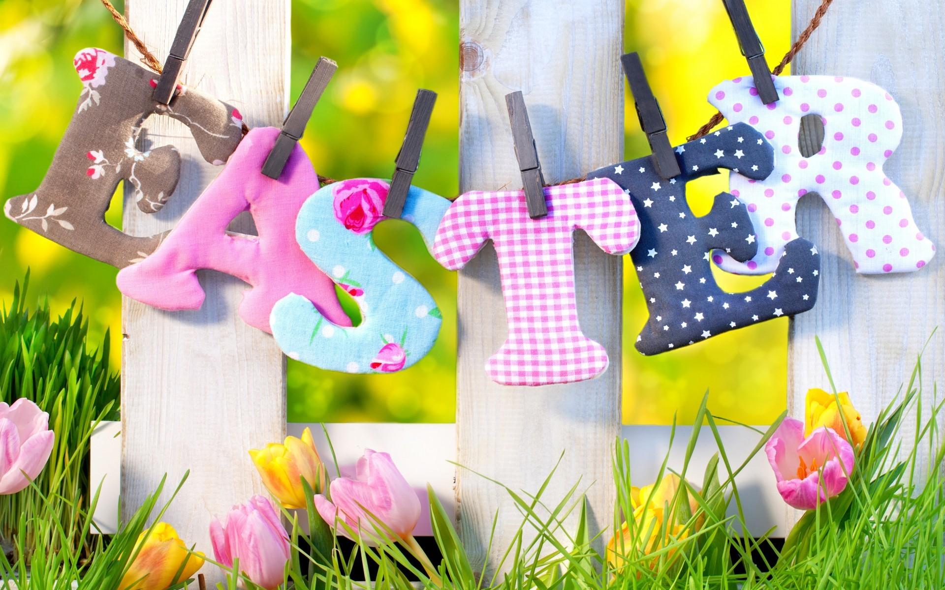Easter background wallpaper