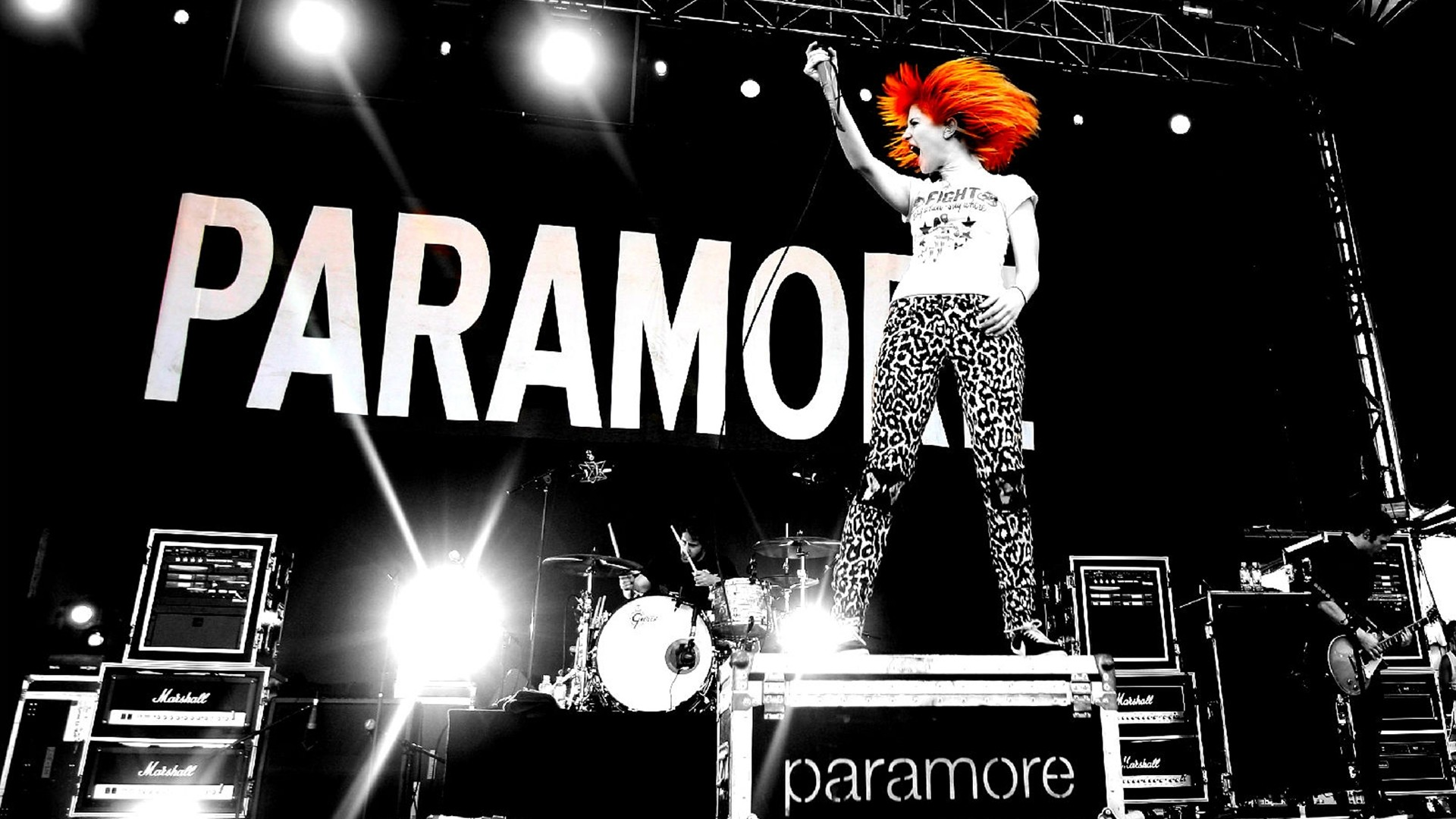 1920x1080 View all Paramore Wallpapers. Report this Image? favorite enlarge^   ...