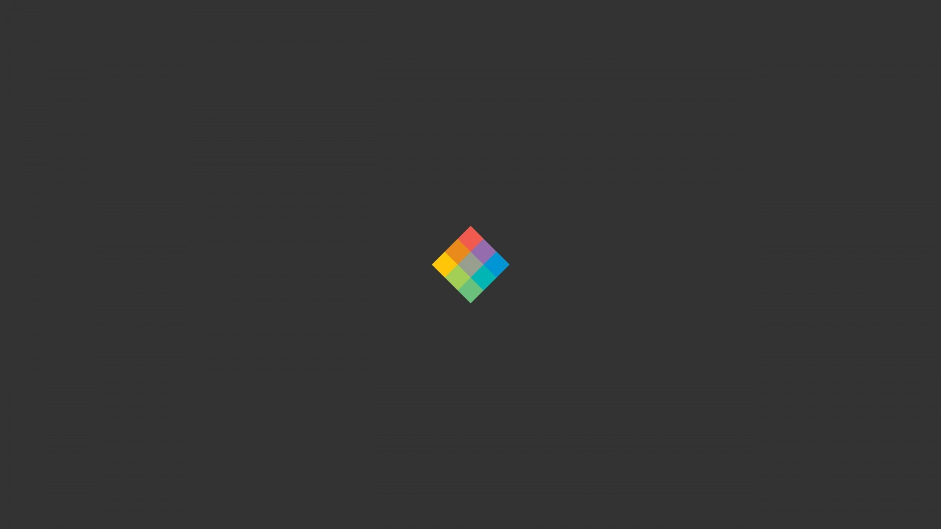 1920x1080 Wallpaper Minimalist Cube Bright Background Full HD 1080p