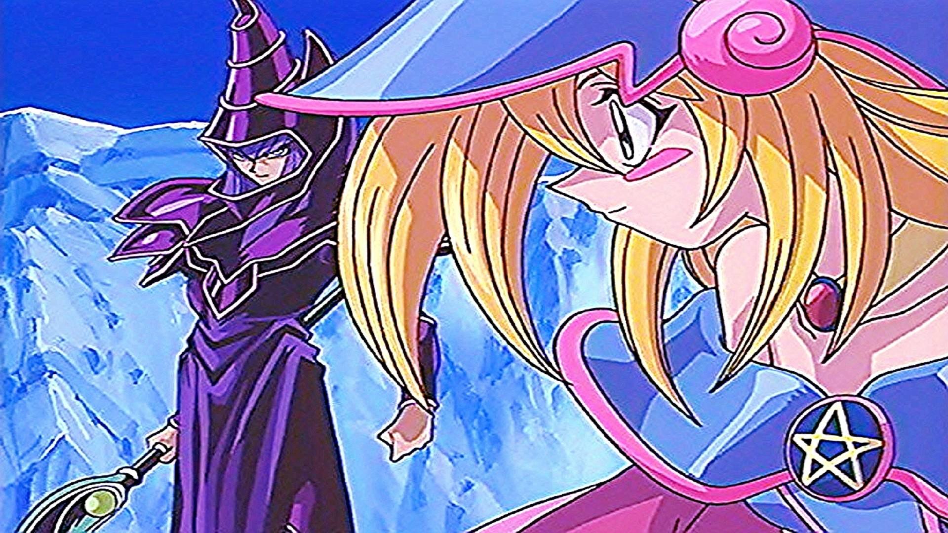 Yu Gi Oh Dark Magician Wallpaper 63 Images