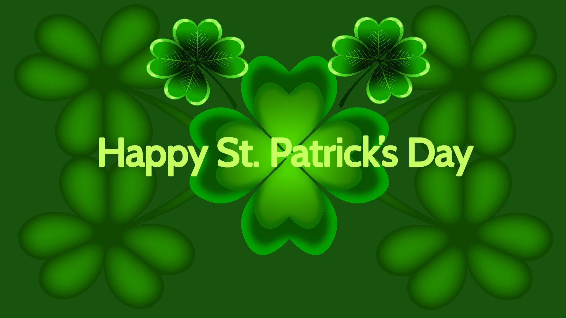 1920x1080 Backgrounds St Patricks Day Desktop | PixelsTalk.Net