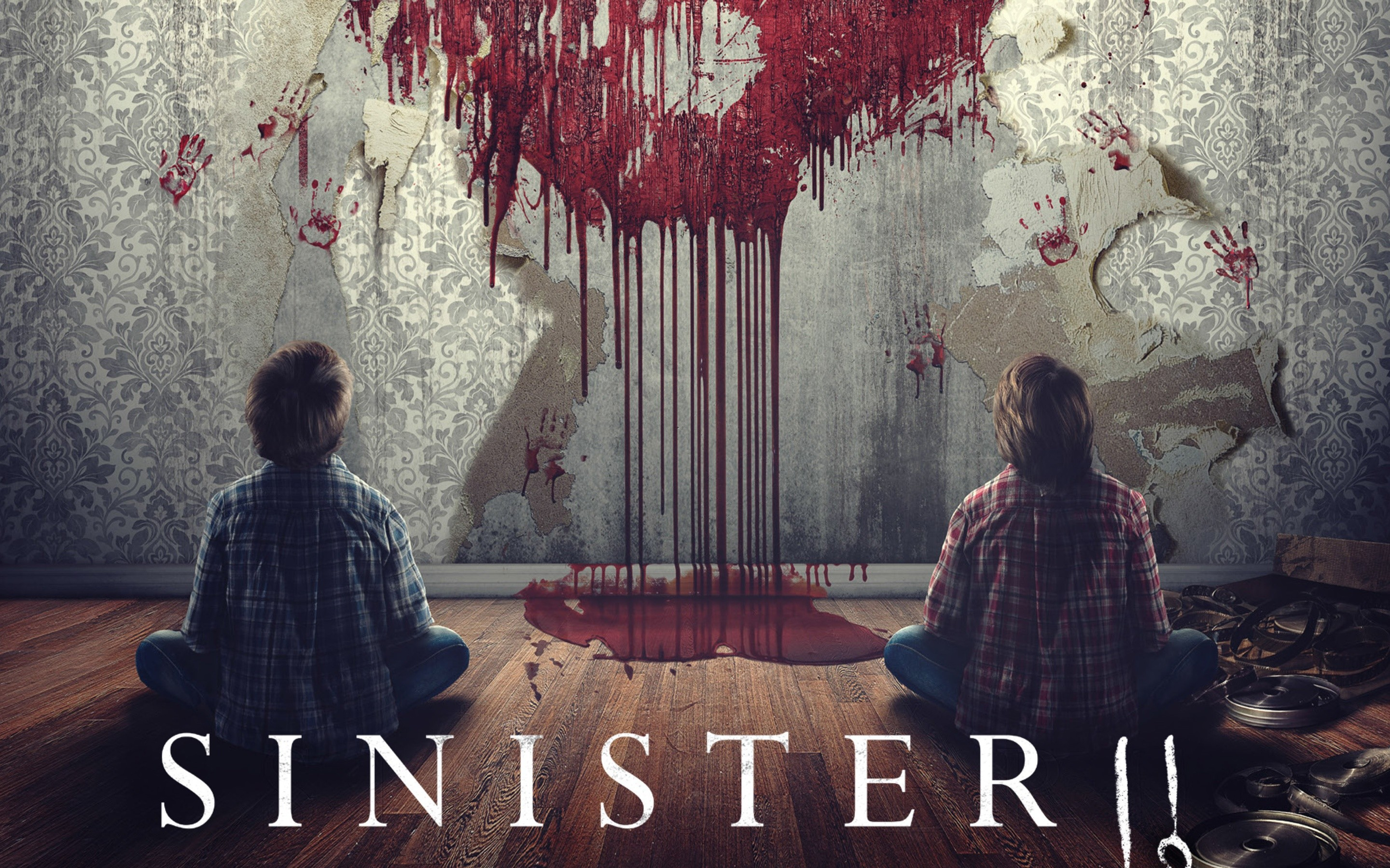 2880x1800 Sinister 2 Wallpapers
