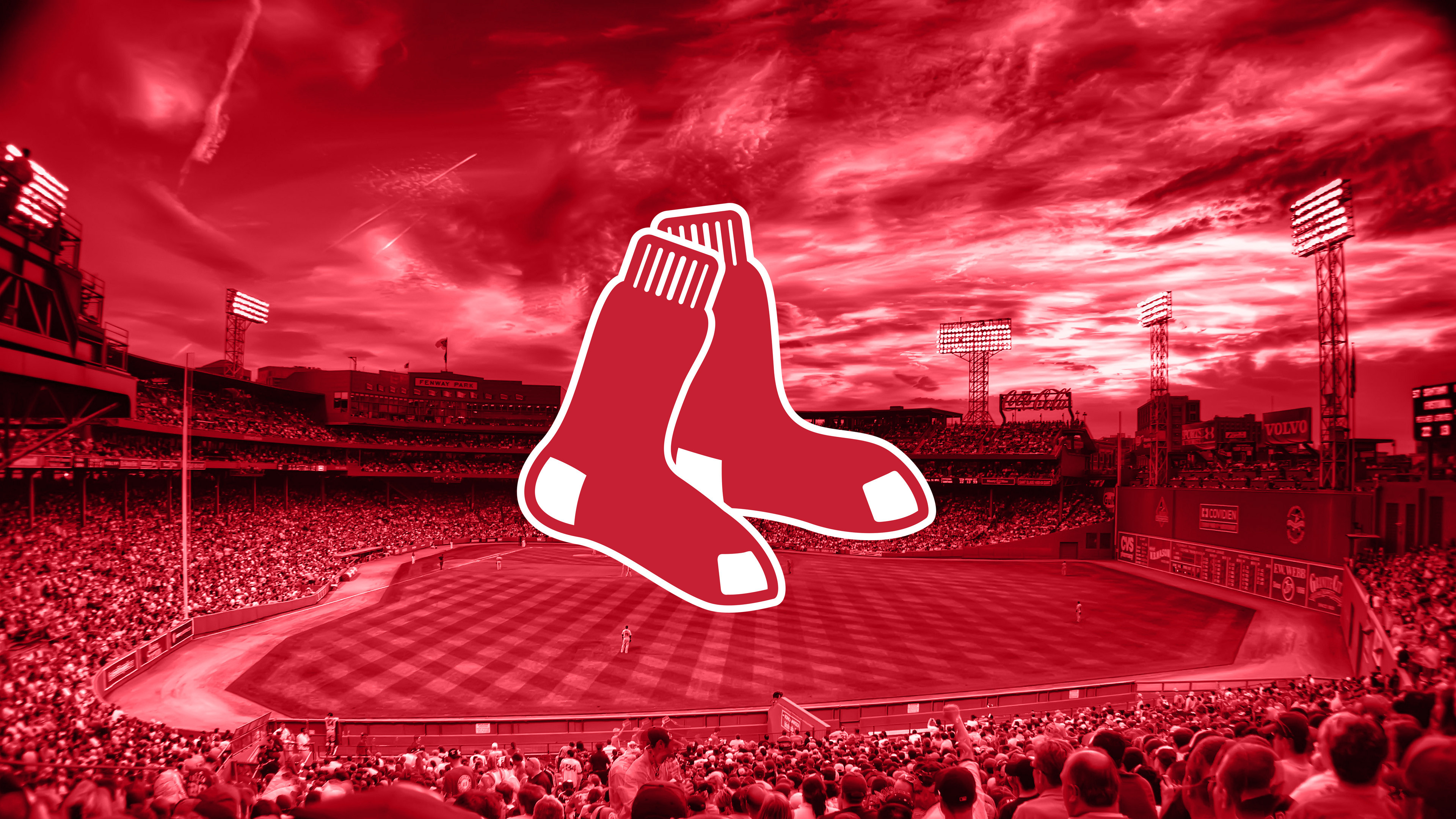 1920x1200 Red Sox HD Desktop Wallpaper