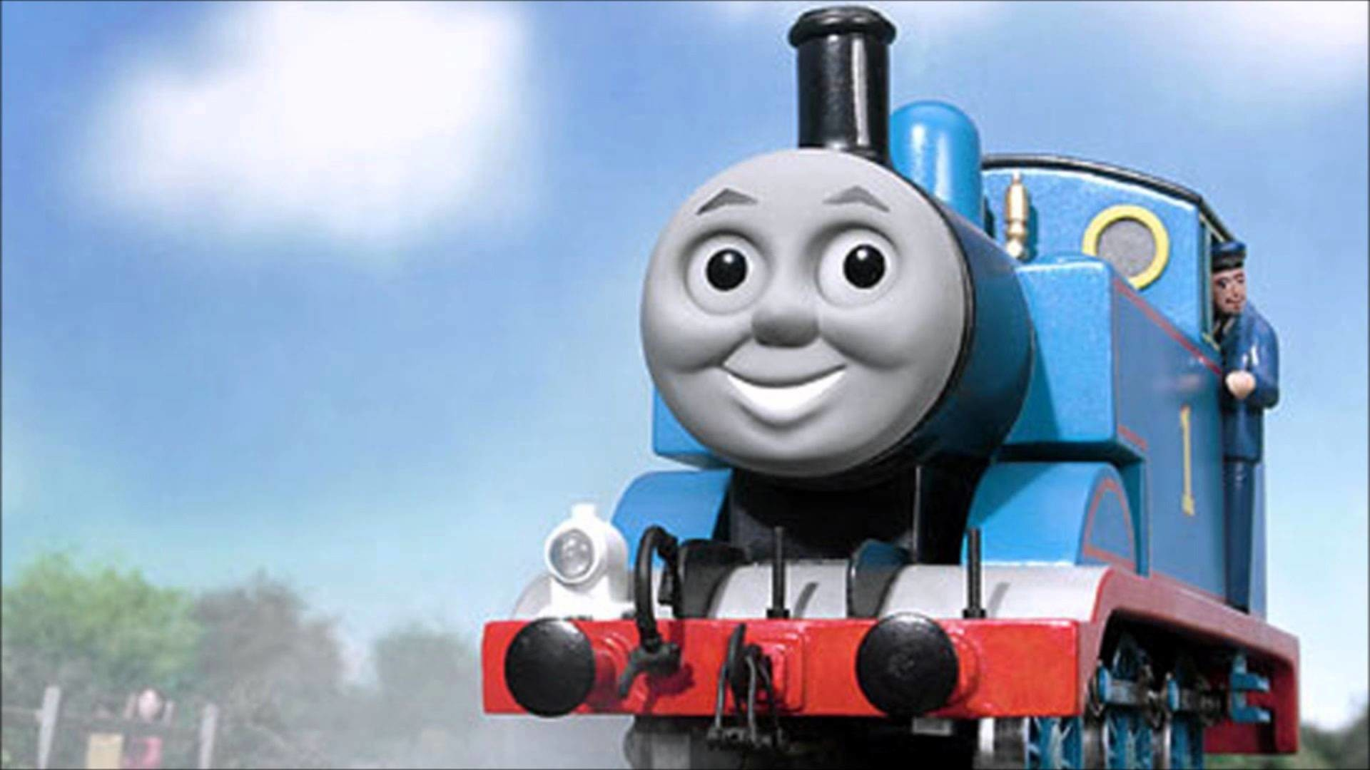1920x1080 Thomas And Friends Screen Hd For Desktop #8173 Wallpaper .