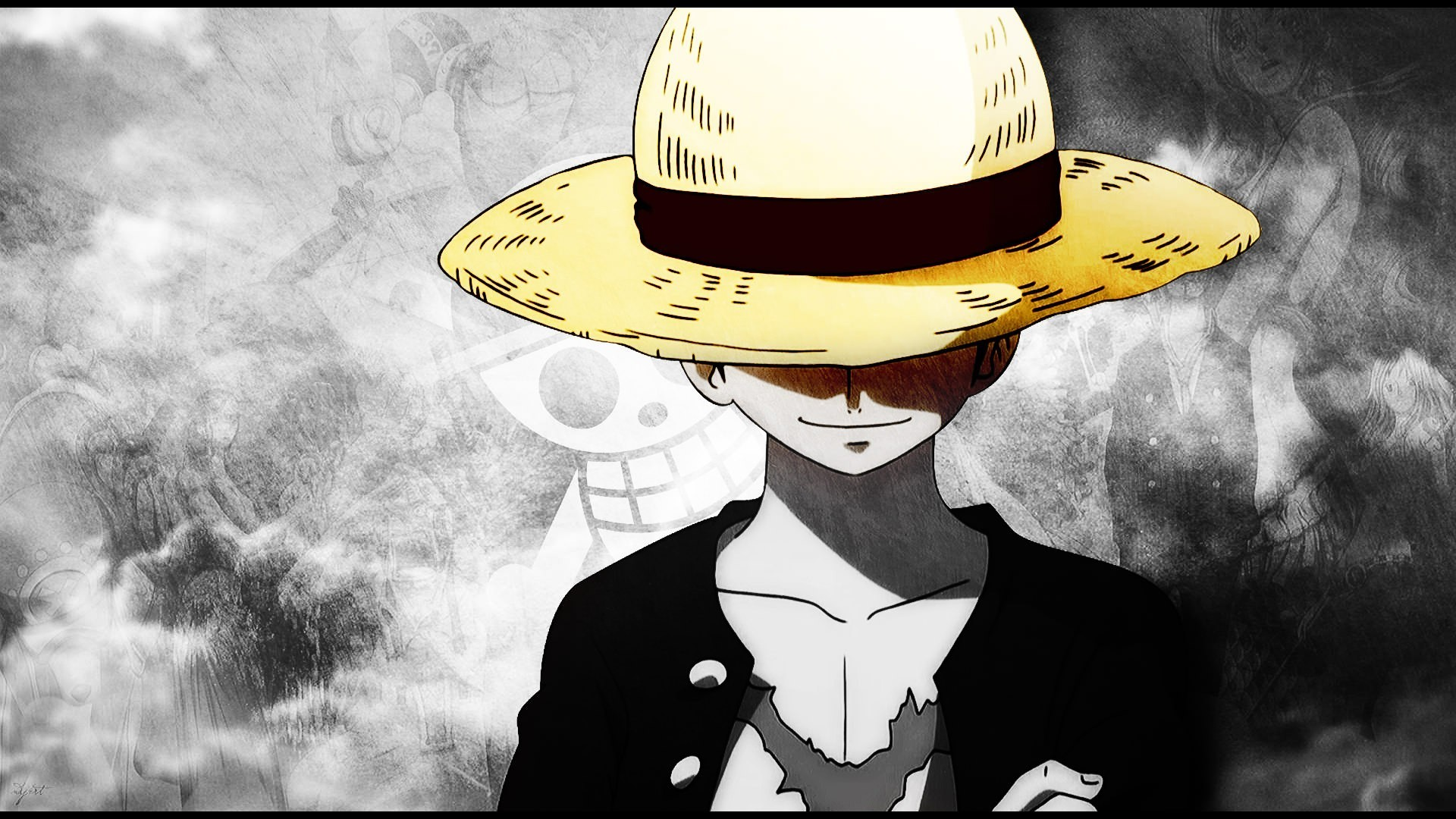 1920x1080 One Piece HD Wallpapers (44 Wallpapers)