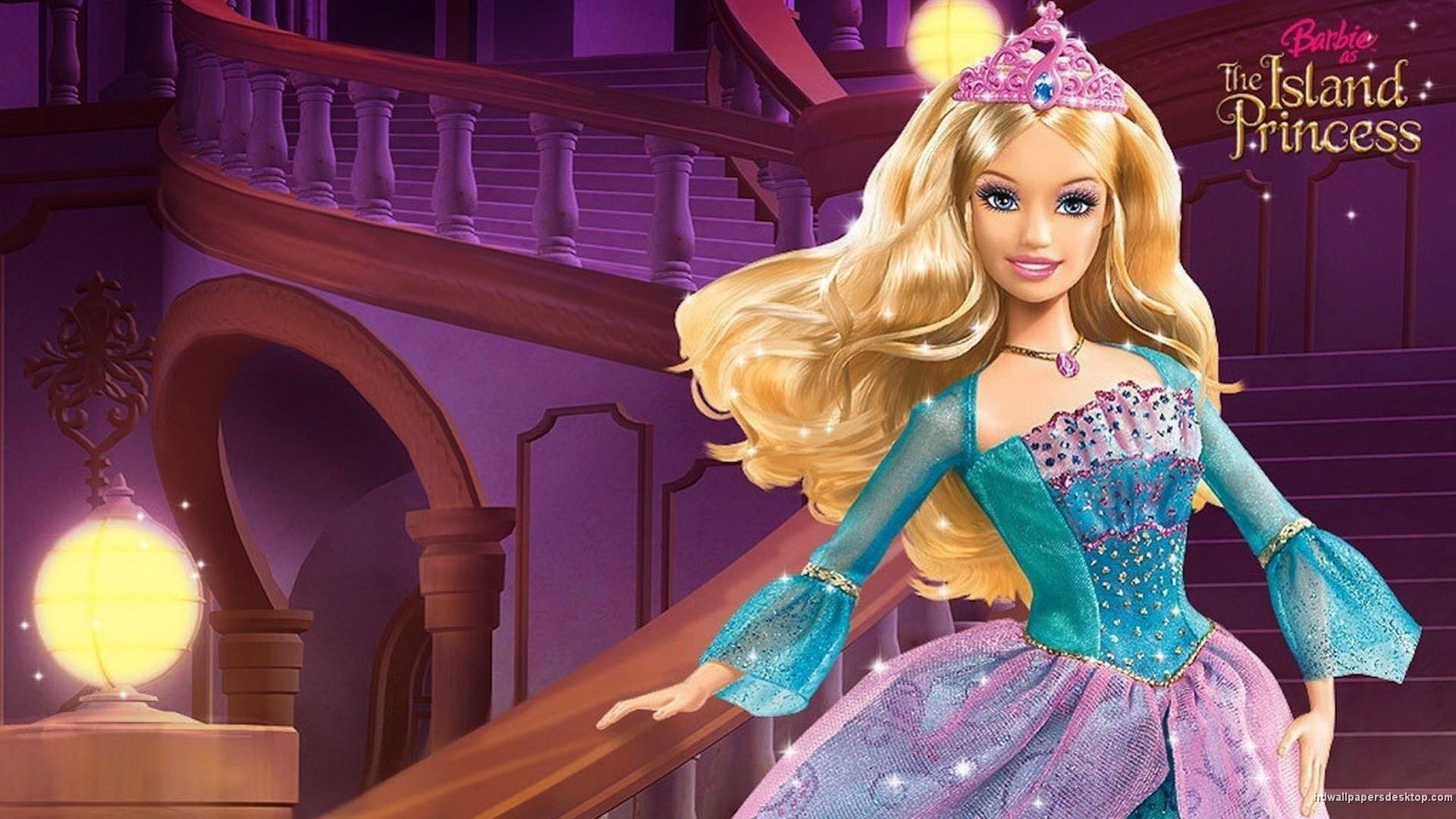 Barbie Doll Screensaver
