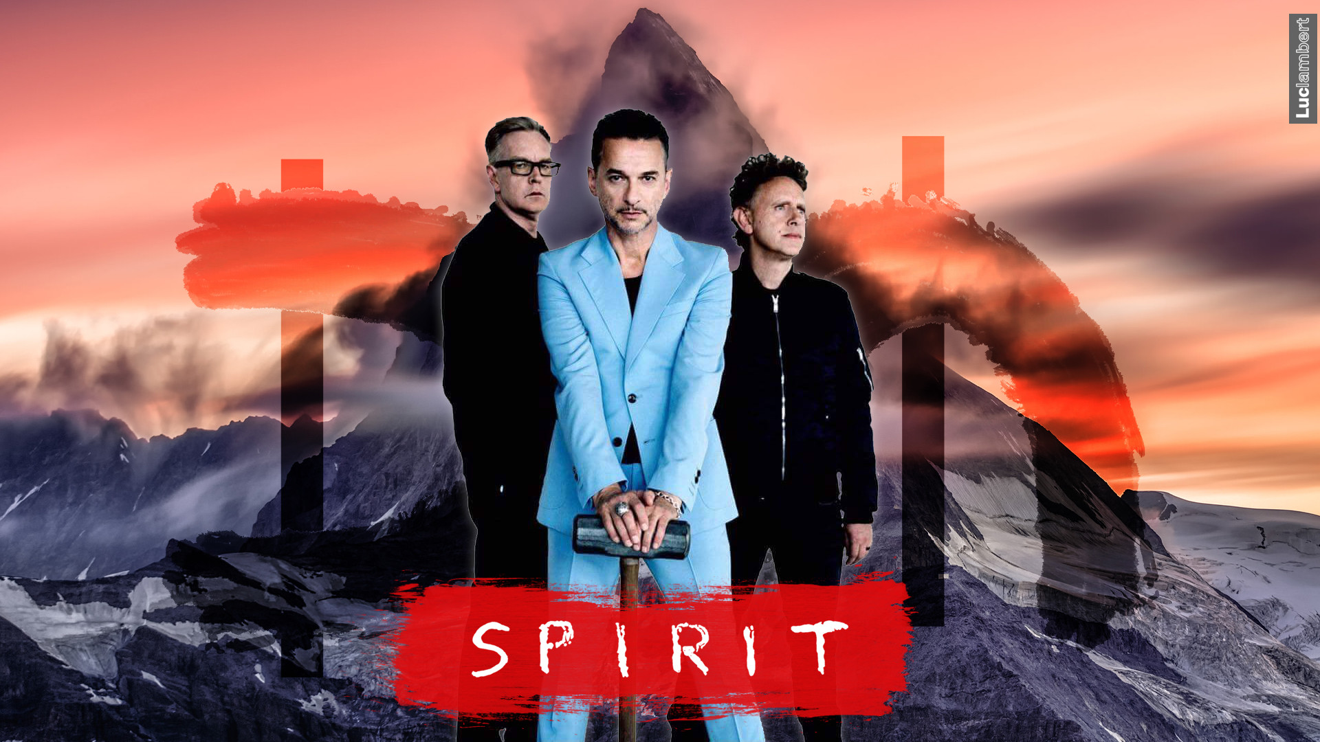 1920x1080 Depeche Mode : Spirit by IDAlizes Depeche Mode : Spirit by IDAlizes