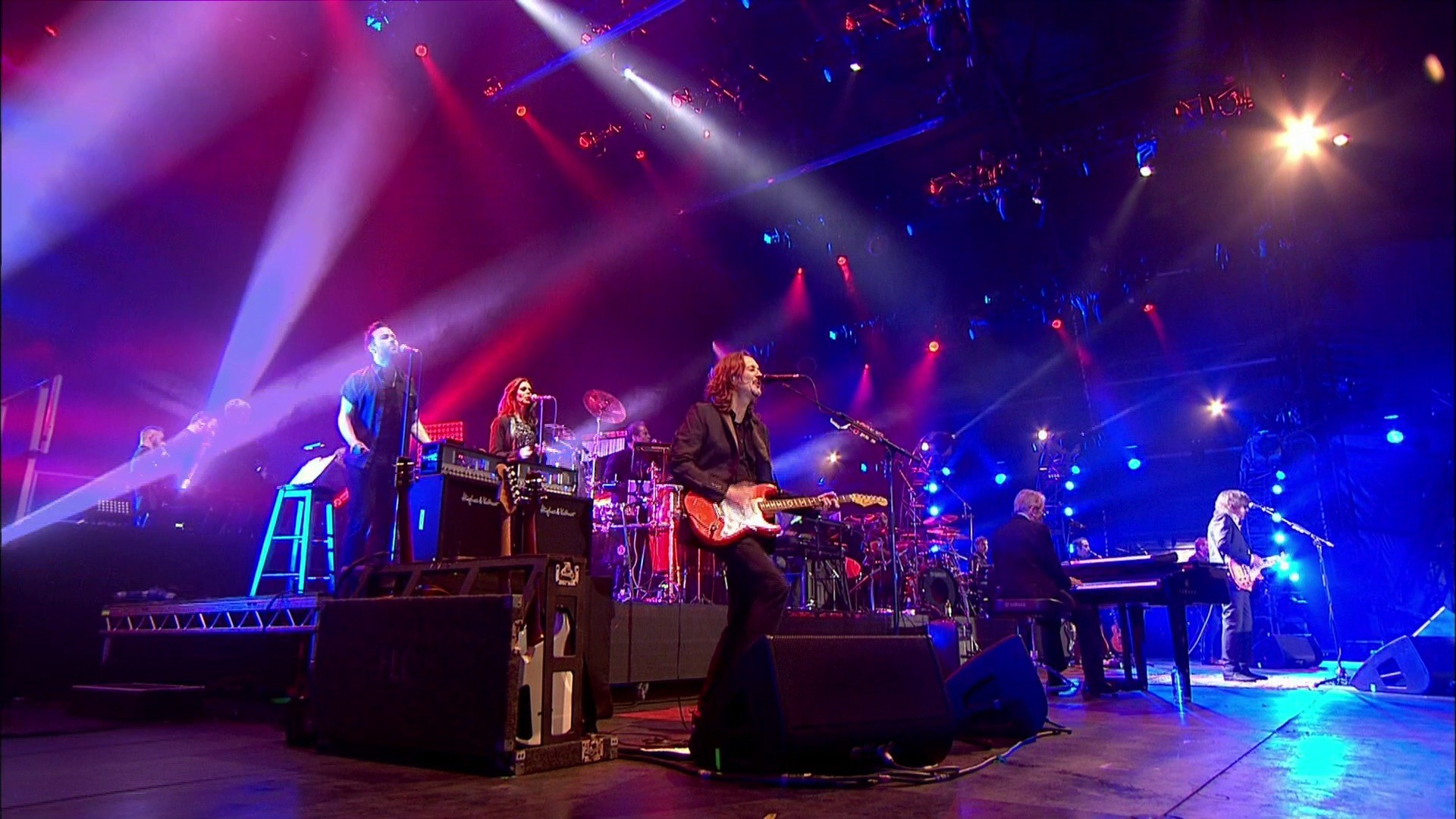 1920x1080 Jeff Lynne's Electric Light Orchestra - Live at Hyde Park (2014) [HDTV  1080i]