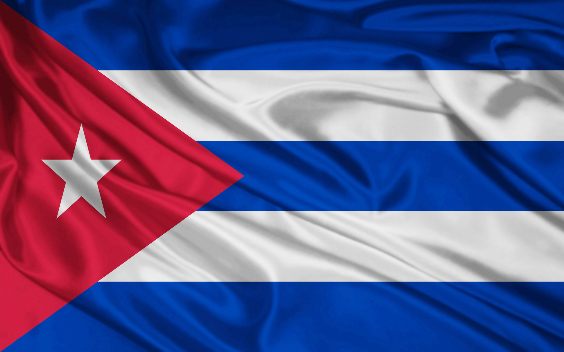 1920x1200 Background of the day: Cuban flag | Flag wallpapers