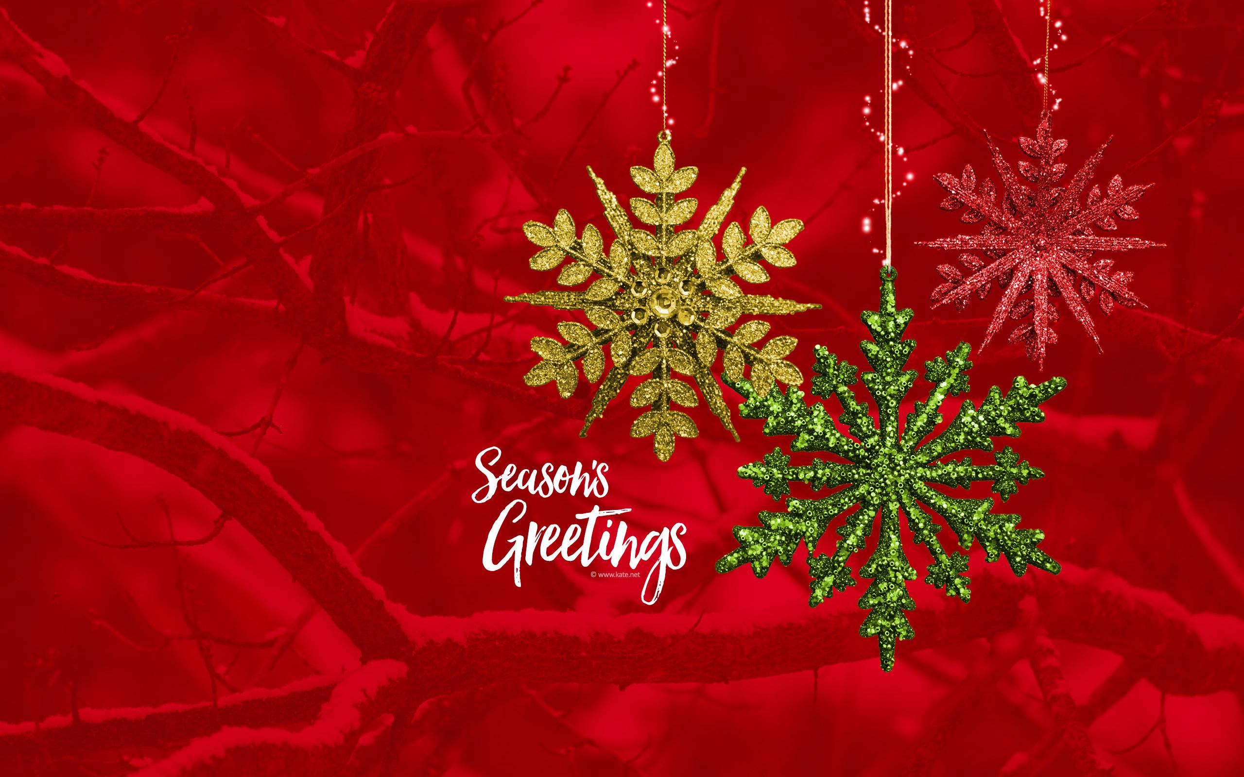 Seasons Greetings Wallpaper (58+ Images