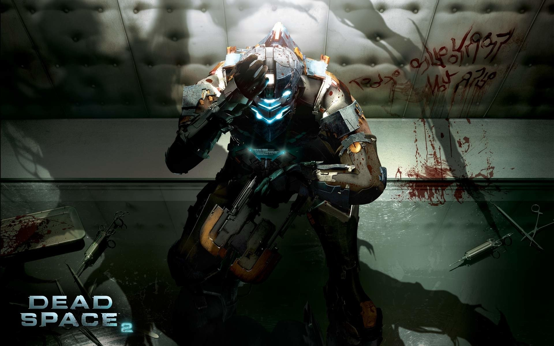 1920x1200 HD Wallpaper | Background Image ID:82231.  Video Game Dead Space 2