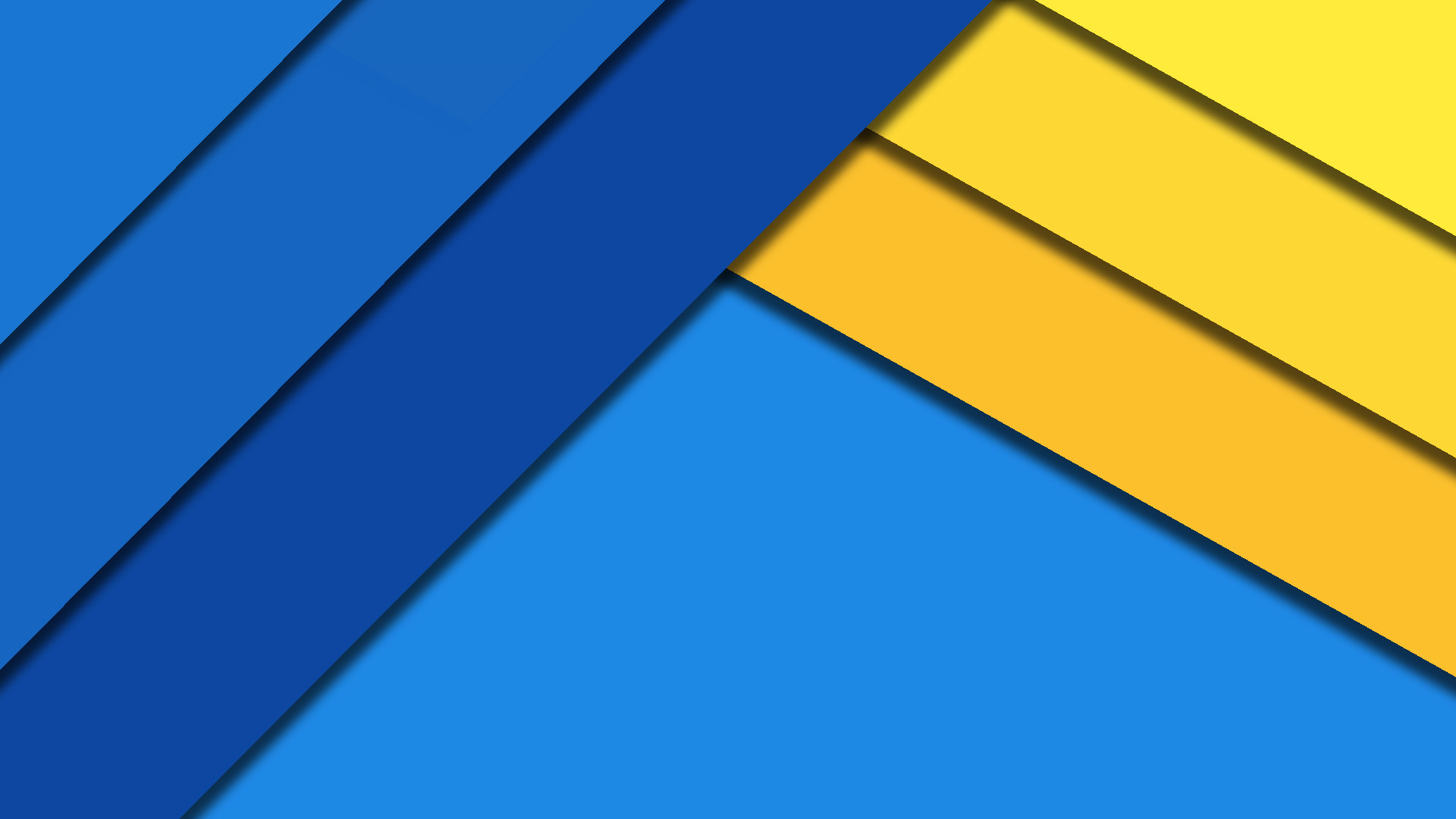 1920x1080 blue yellow material.jpg, 1, material wallpaper ...