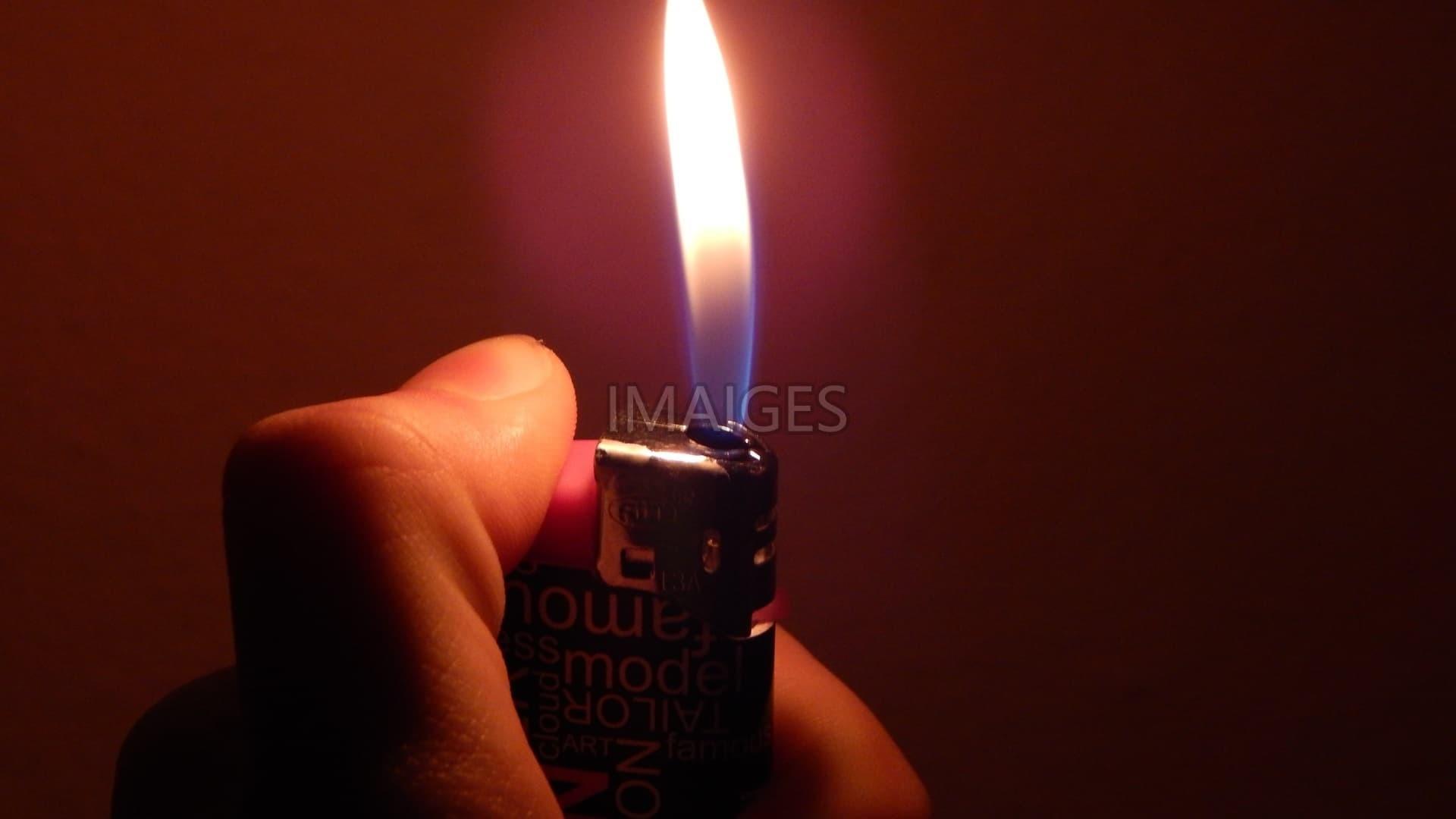 1920x1080 Lighter Fire Flame