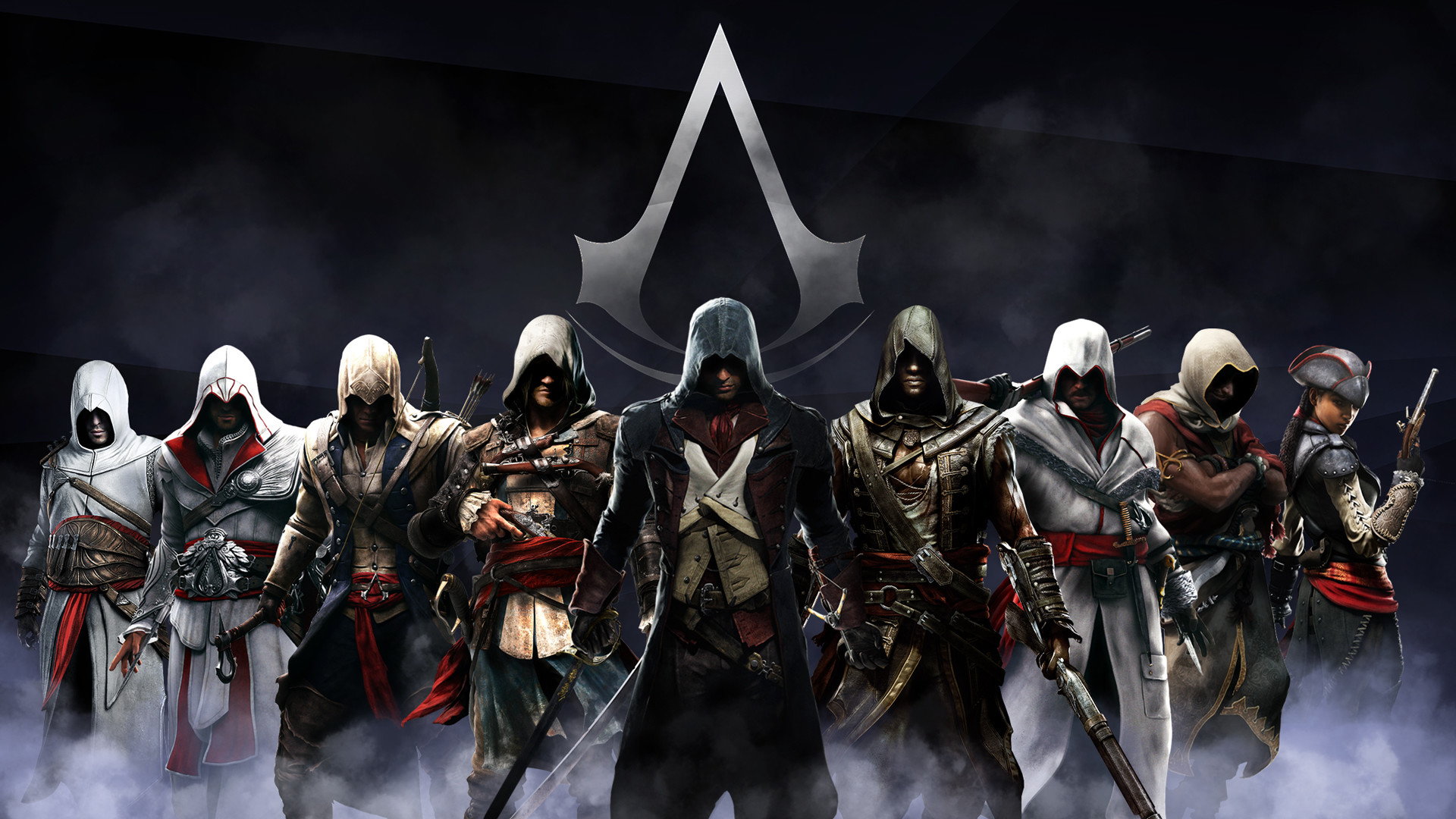 1920x1080 Ultra HD K Assassins creed Wallpapers HD Desktop Backgrounds