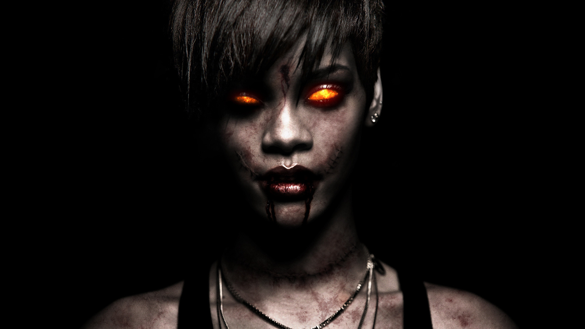 Sexy Scary Wallpaper 63 Images