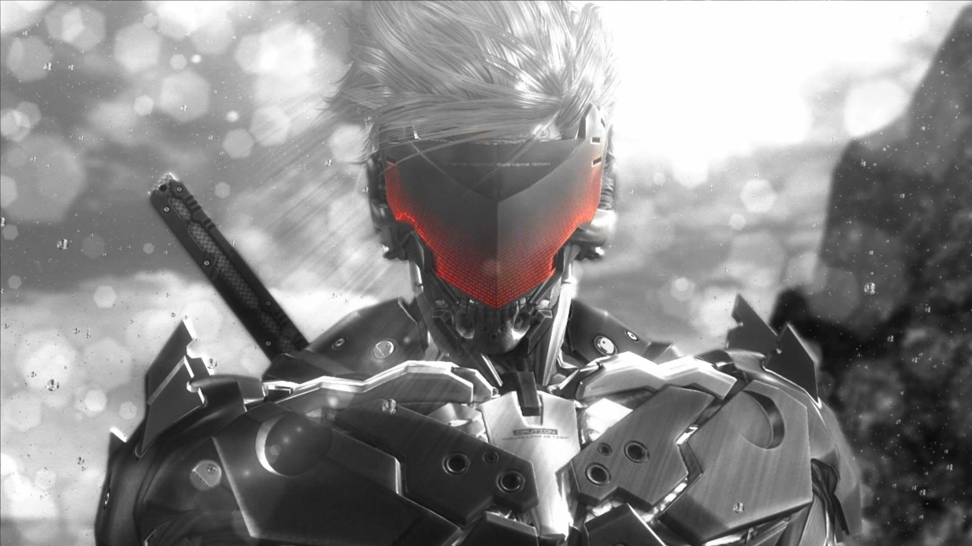raiden metal gear wallpaper (78+ images)