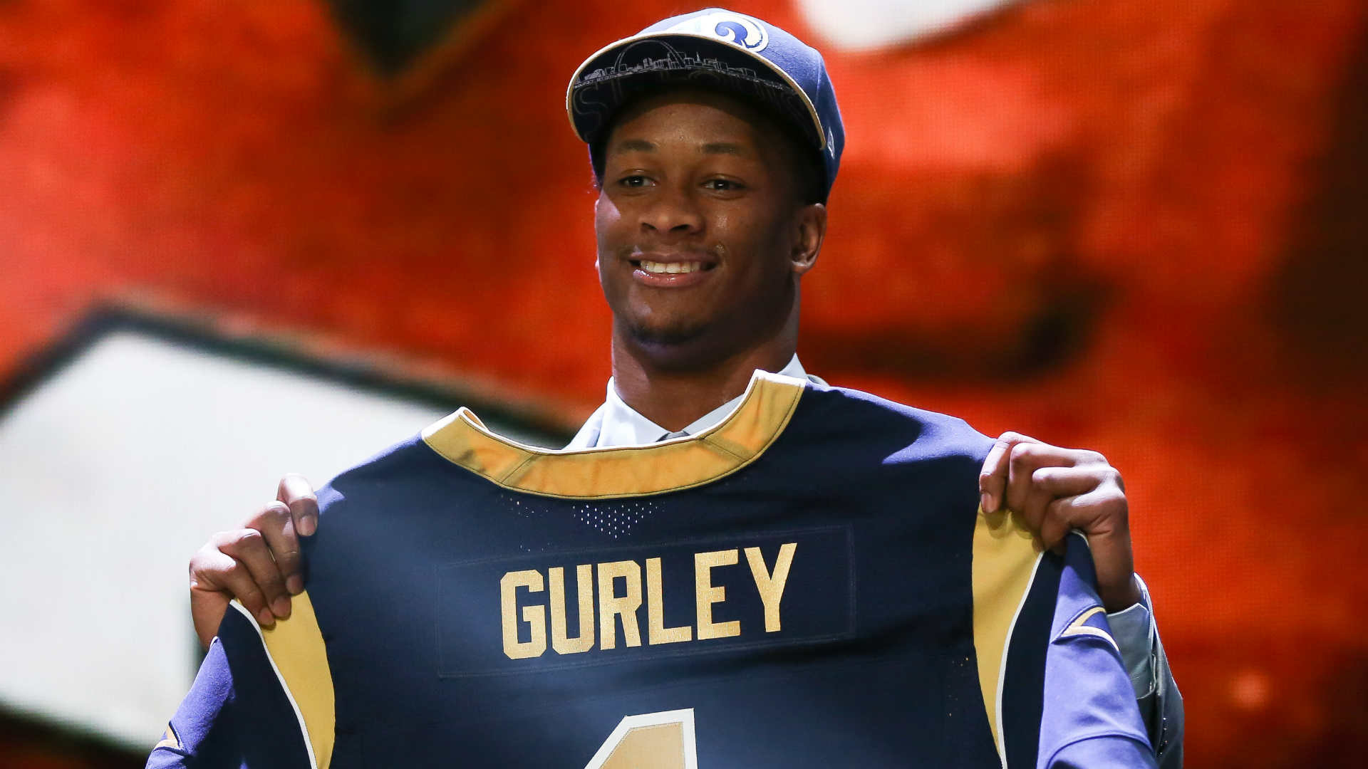 1920x1080 Todd Gurley may not be ready for Rams' season opener | NFL | Sporting News
