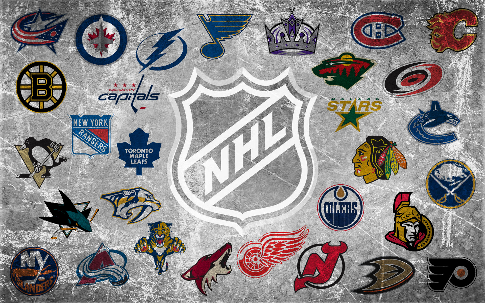All nfl team logo wallpapers 55 images - Nhl hockey wallpapers ...