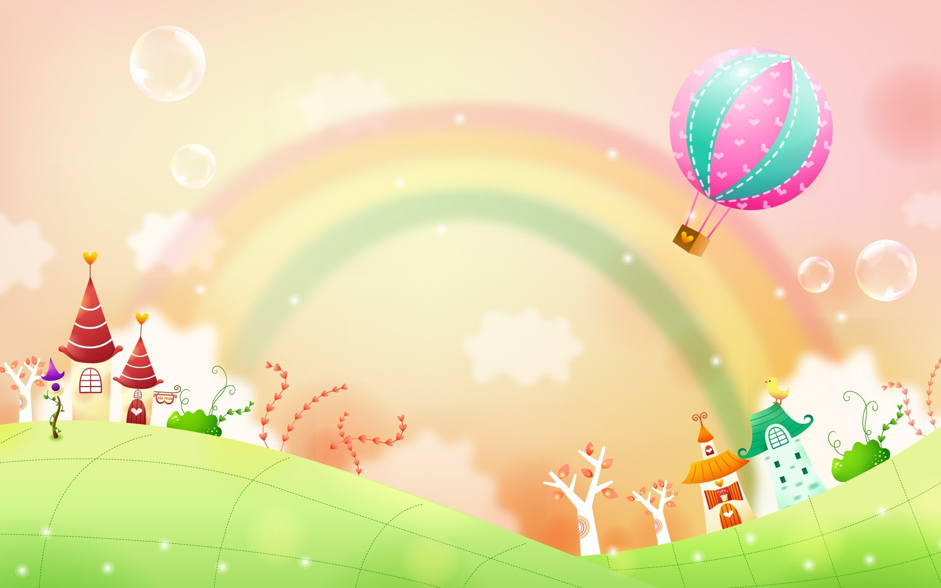 1920x1200 pin Nature clipart cute background #11
