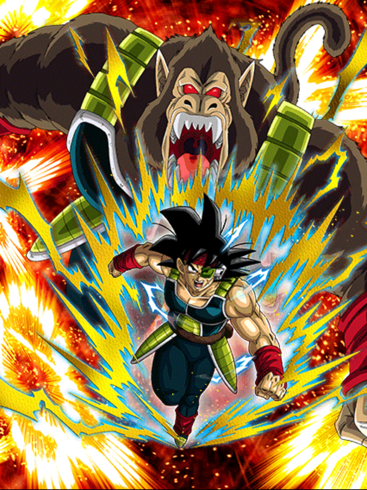 Dragon ball z bardock wallpaper 76 images - Images dragon ball z ...