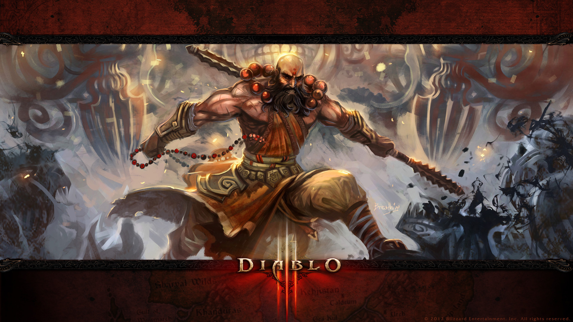 1920x1080 Photo Collection Wallpaper Diablo 3 Character New Diablo 3 wallpaper | Diablo  III | Pinterest | RPG, Game art .
