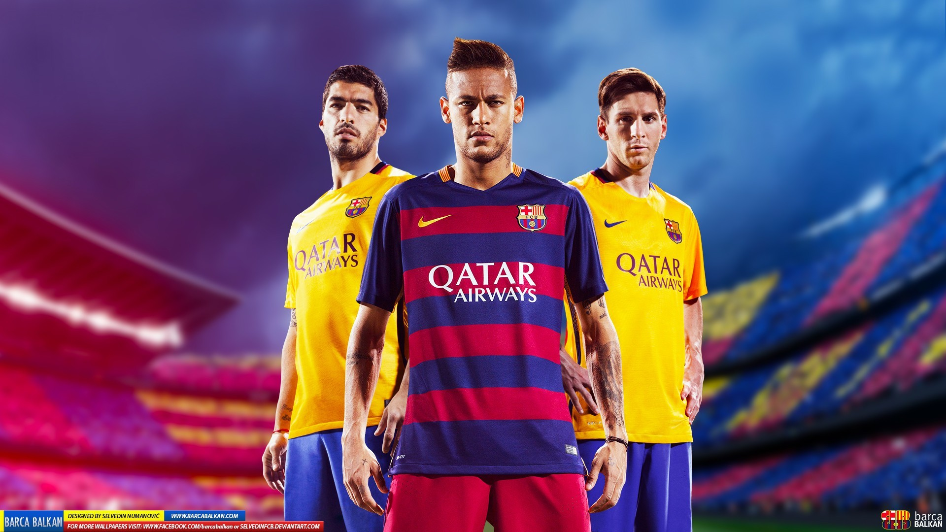 1920x1080 Free Download Wallpaper Barcelona 2015 Lovely Neymar Wallpaper Hd
