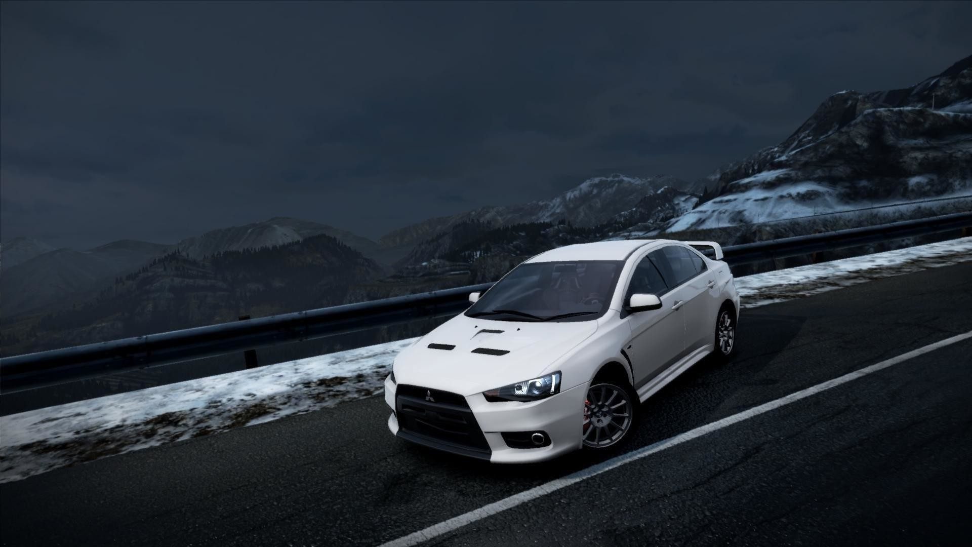 1920x1080 Res: 1920x1200, Mitsubishi lancer Wallpaper