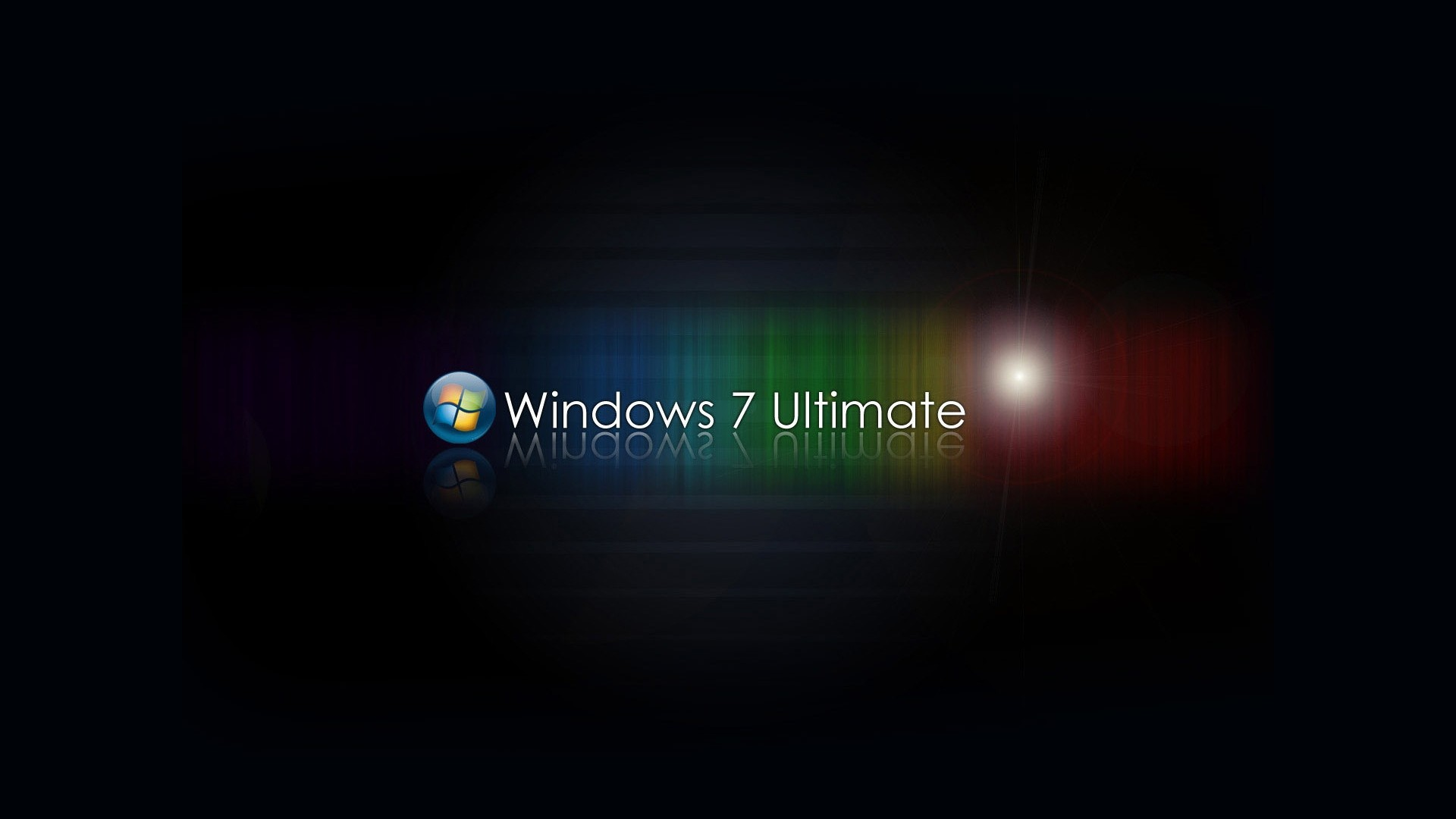 1920x1080 Preview wallpaper windows 7 ultimate, ultimate, red, black, blue
