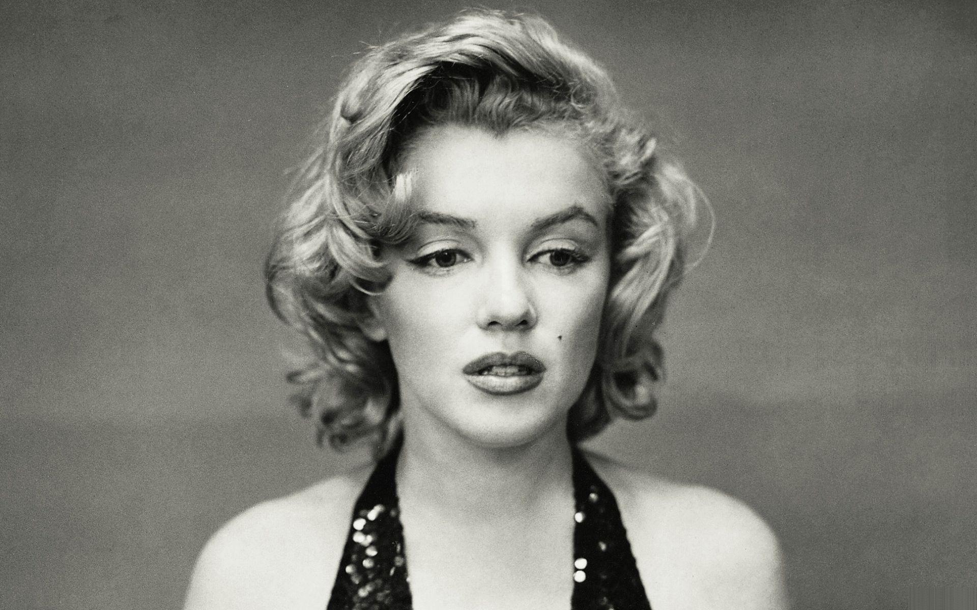 1920x1200 Black And White Marilyn Monroe Wallpaper Borde 14914 Full HD .