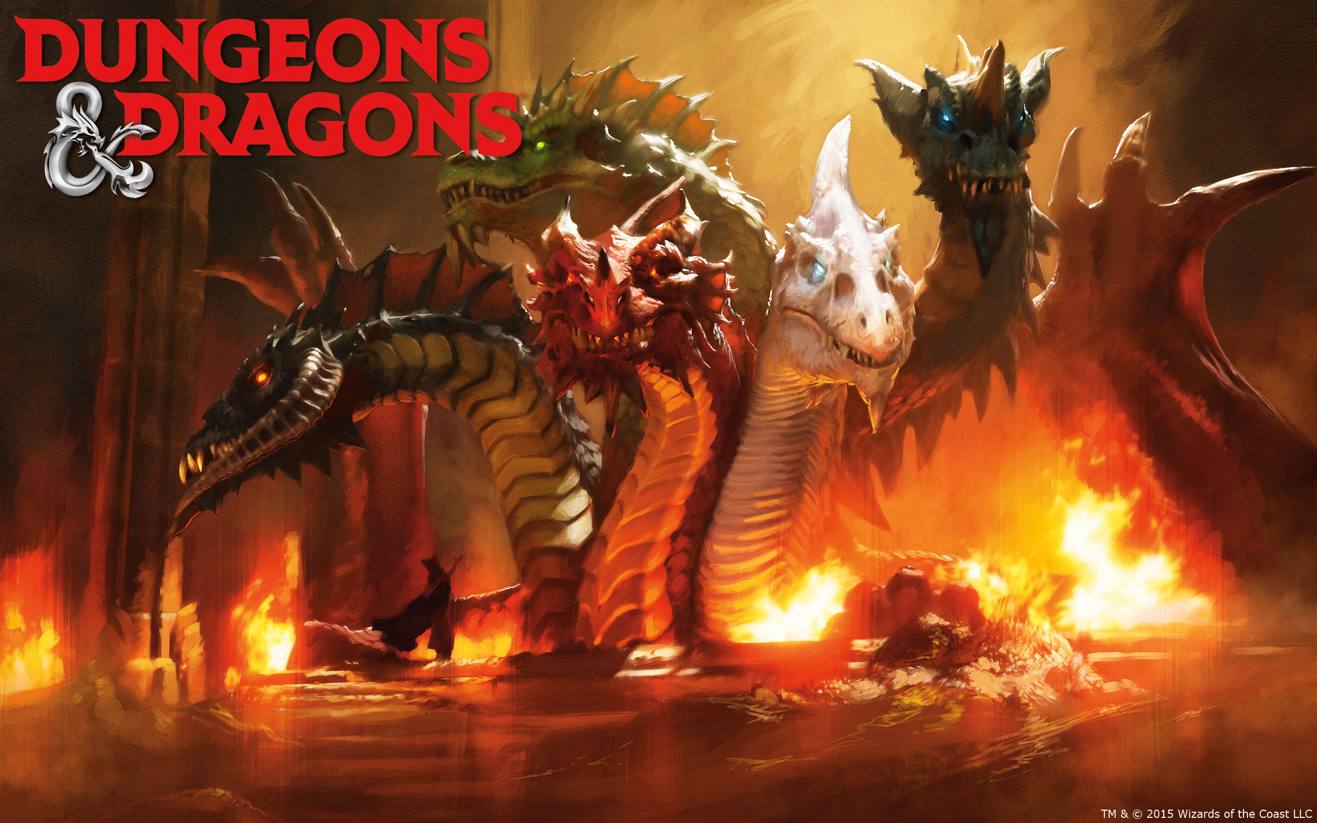 Dungeons And Dragons Wallpaper Hd