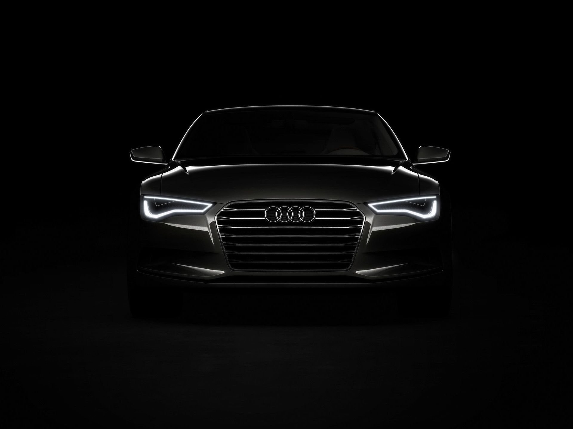 1920x1440 Cars Audi Front Wallpapers Desktop Phone Tablet Awesome R8 Wallpaper Black