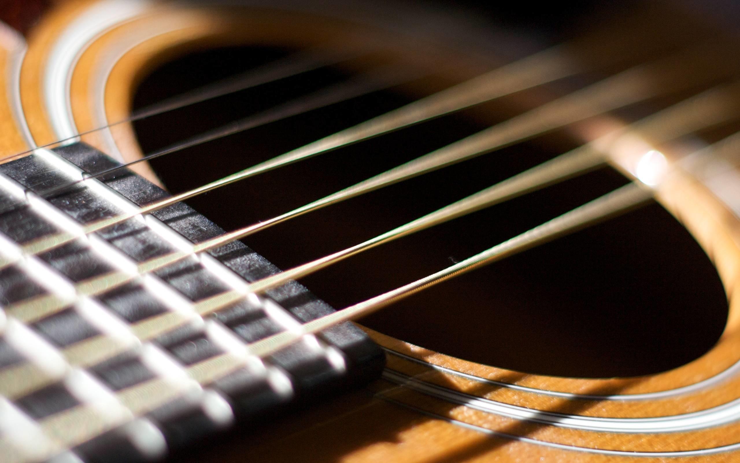 Acoustic Guitar Wallpaper 80 Images