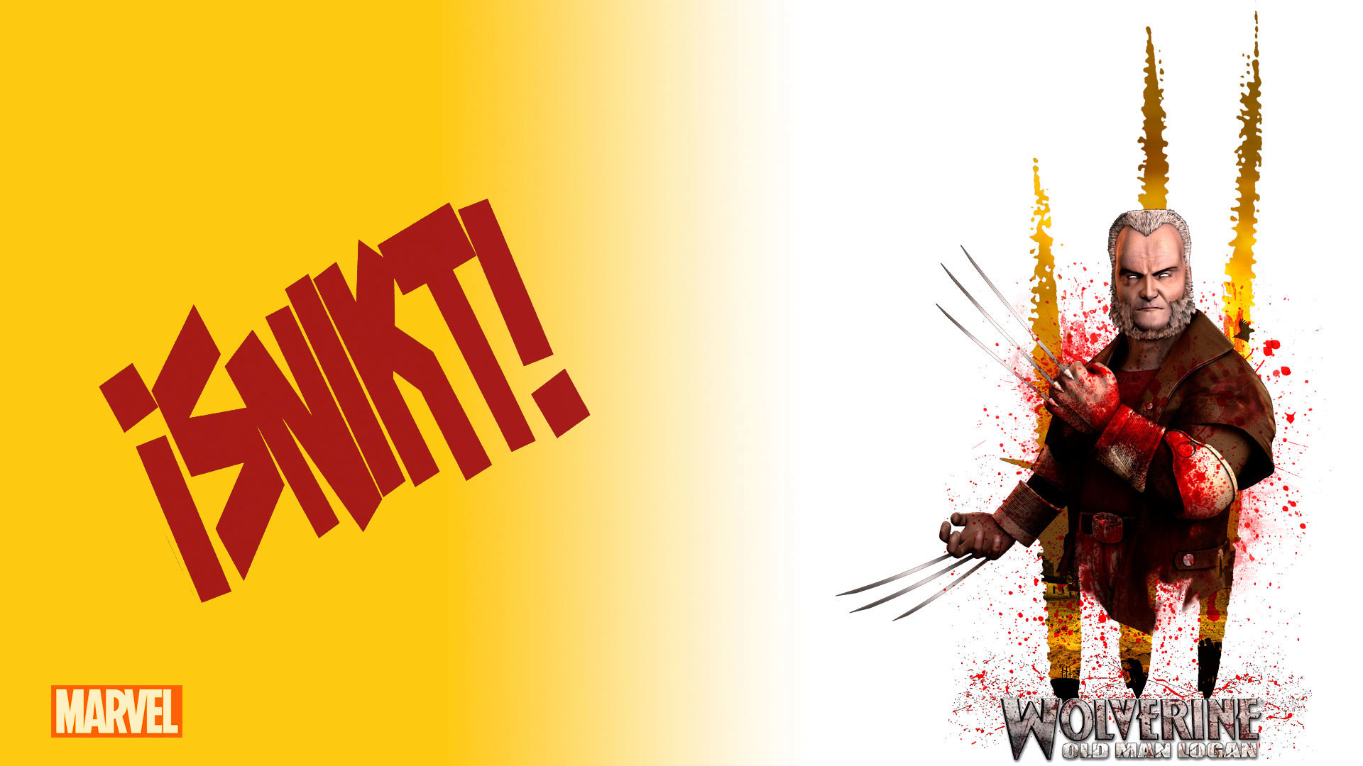 1920x1080 Comics - Wolverine Ultimate Wolverine Wallpaper