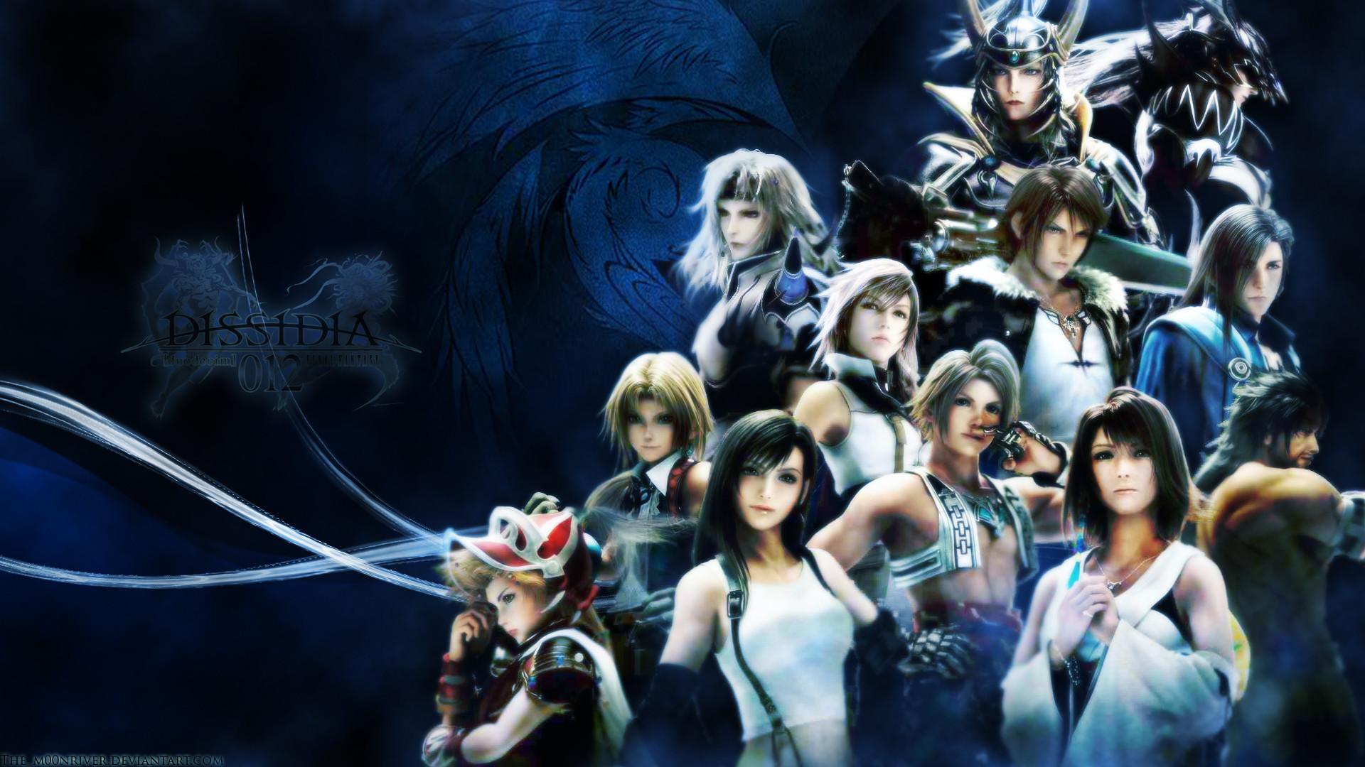 Final Fantasy Viii Wallpaper 1920x1080
