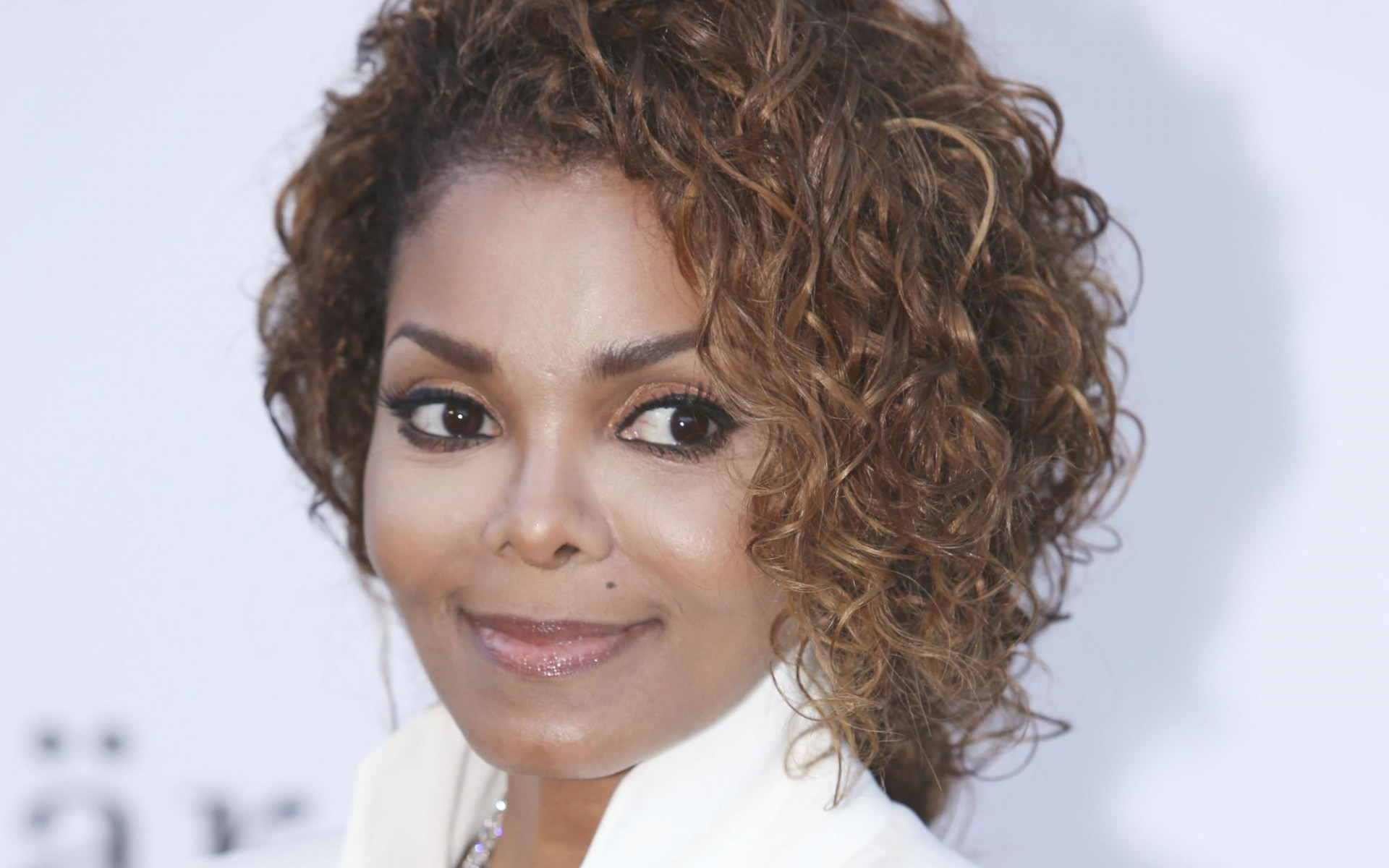 1920x1200  Wallpaper janet jackson, bet awards, 2015, person, smile