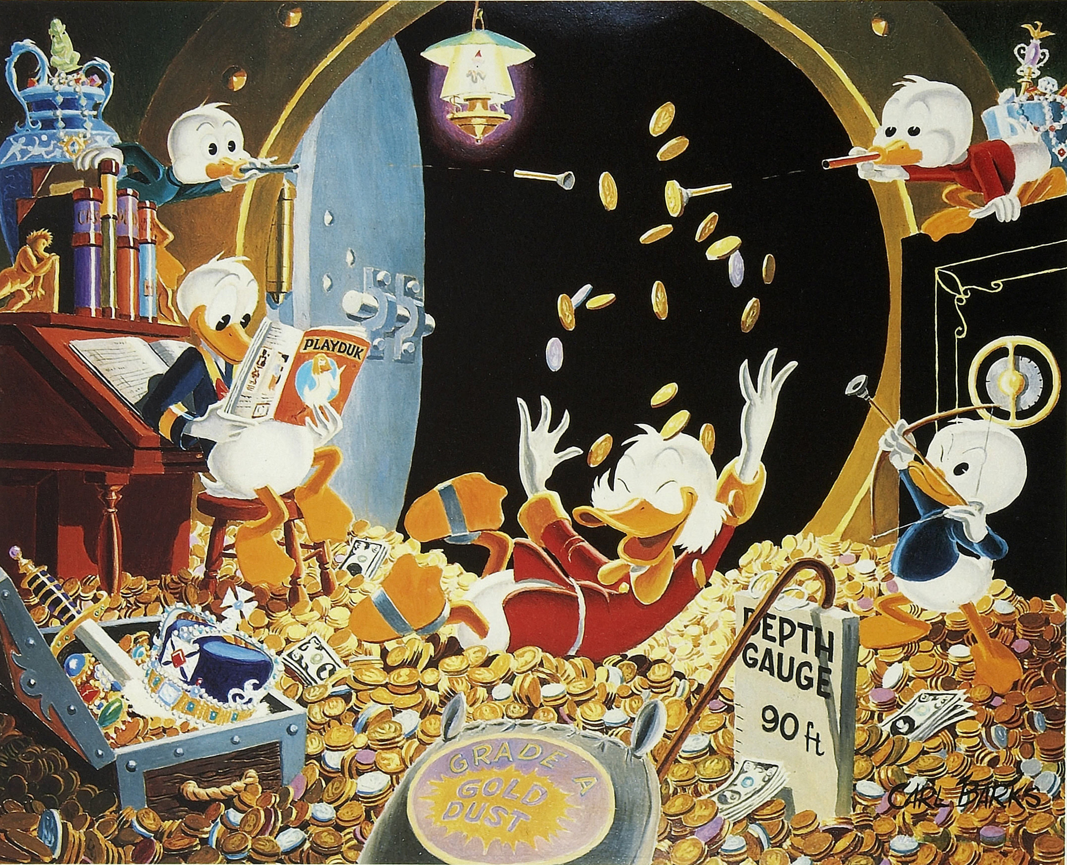 Scrooge Wallpaper (51+ Images