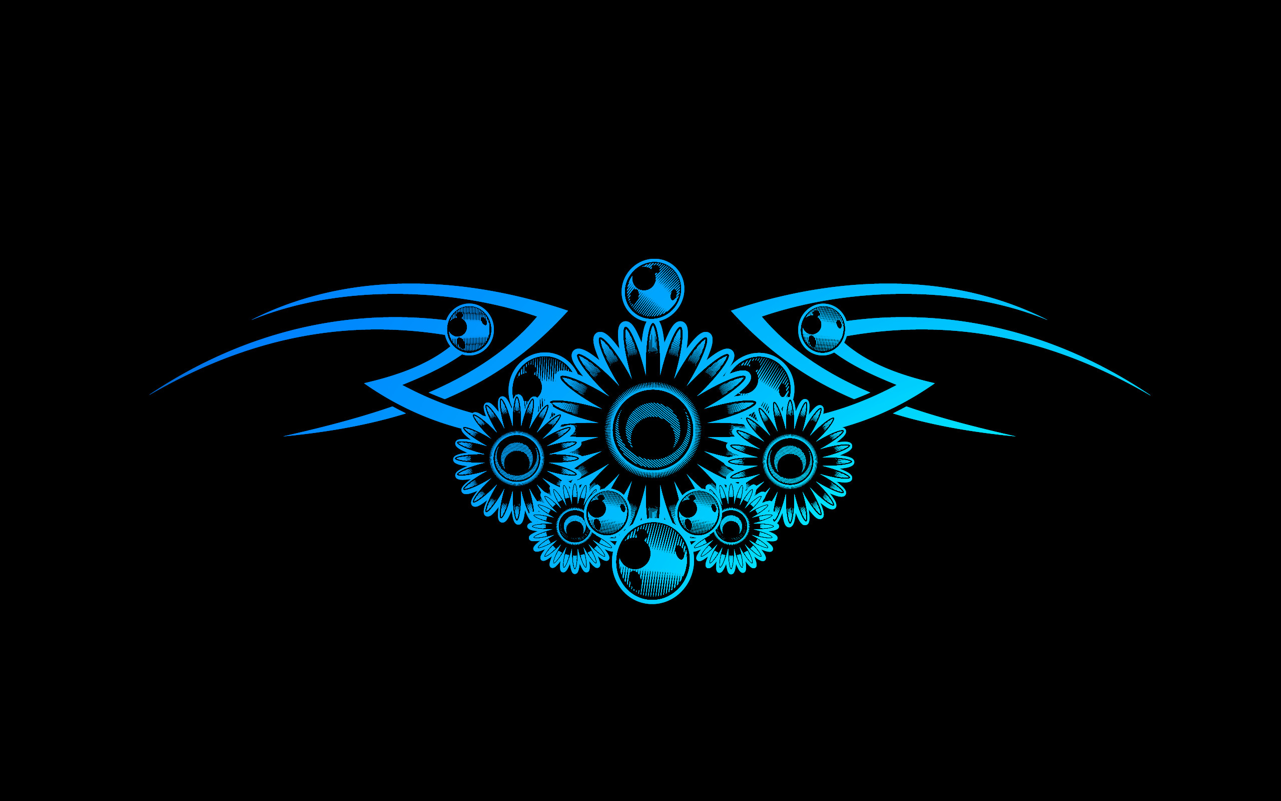 2560x1600 Tribal Tattoo 2 Wallpaper By Jeshans Customization Hdtv