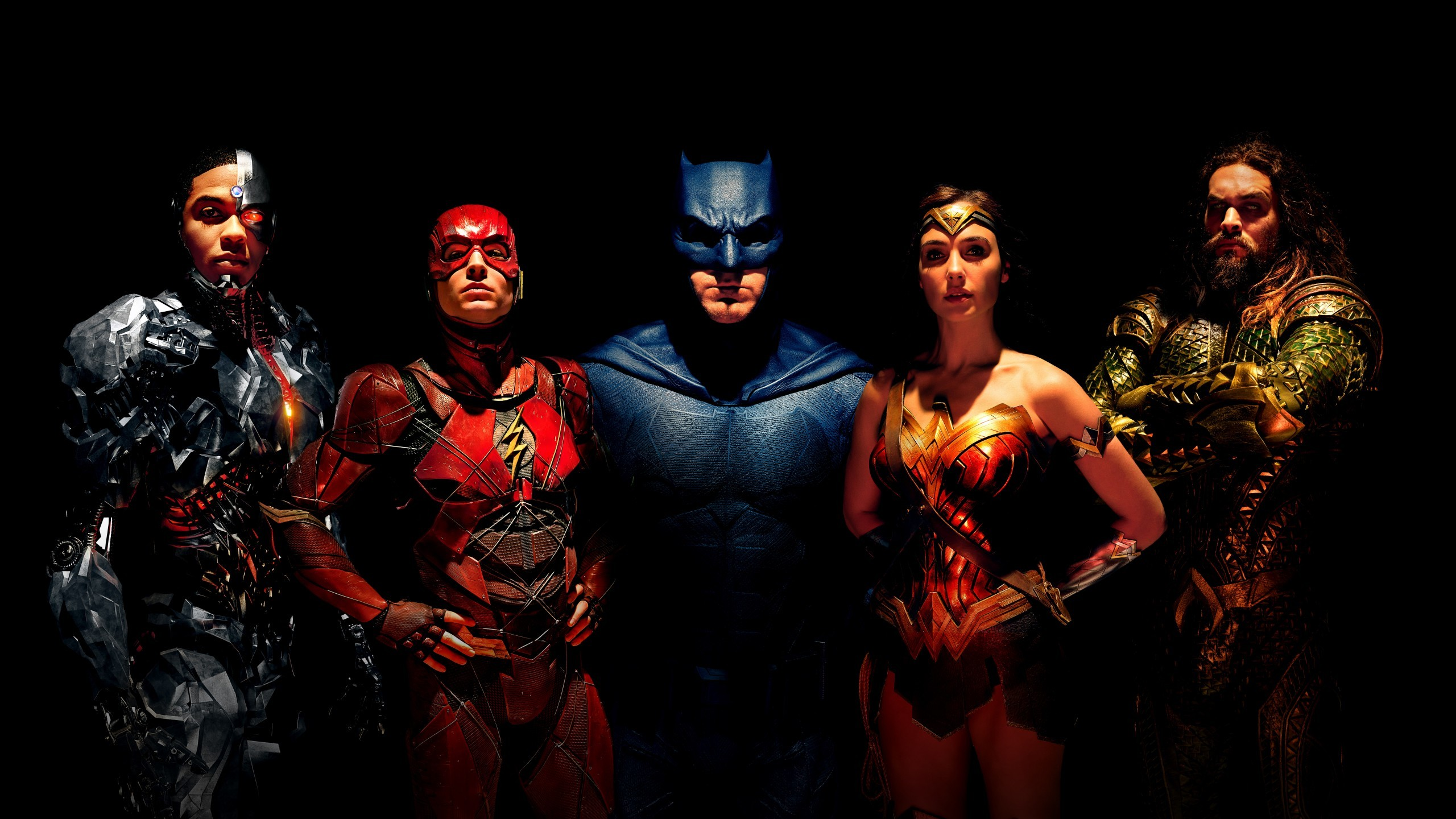 2560x1440 Movies Justice League Wallpaper