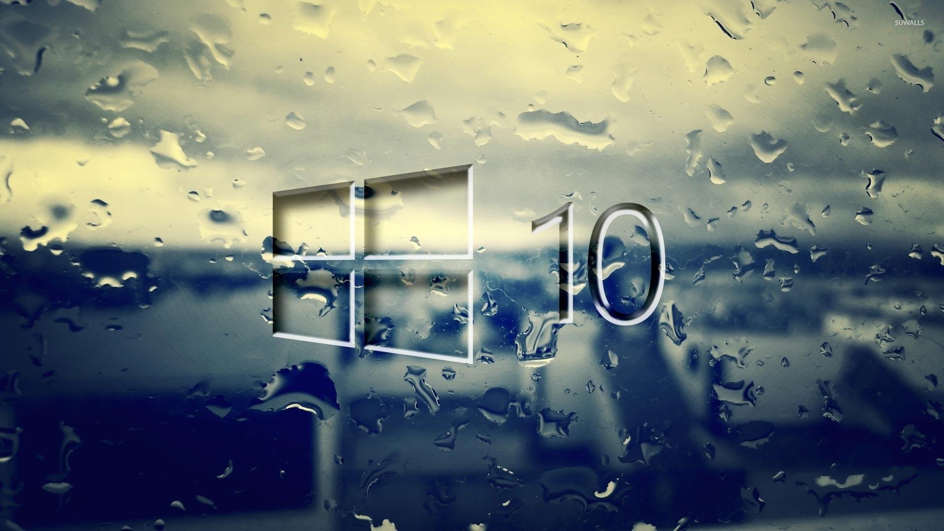 Rainy Window Desktop Wallpaper 69 Images
