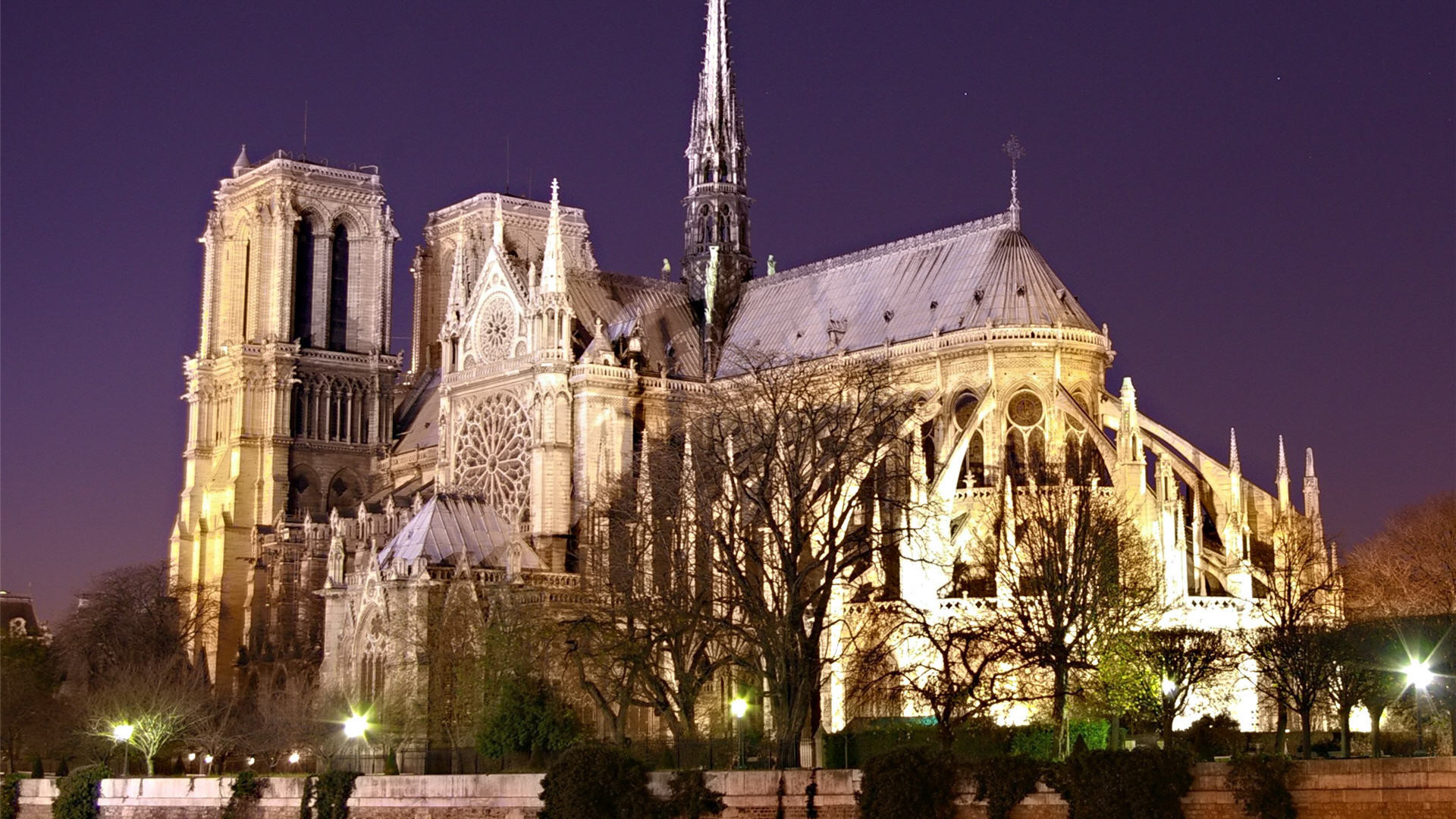1920x1080 notre dame cathedral wallpaper