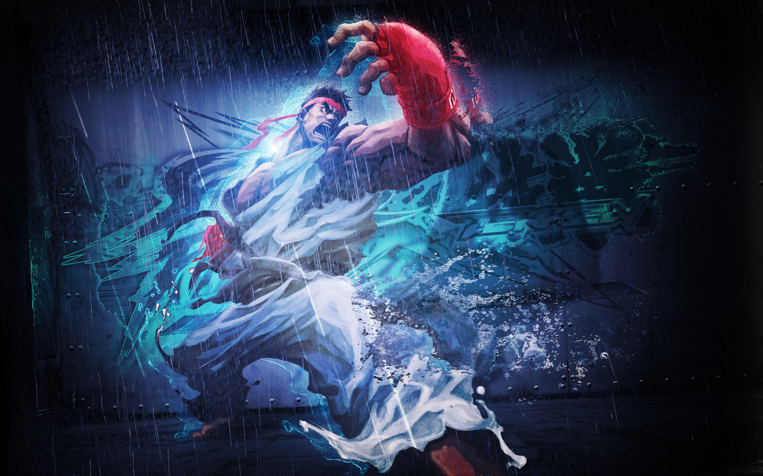2560x1600 Ryu in The Street Fighter Wallpapers HD Wallpapers