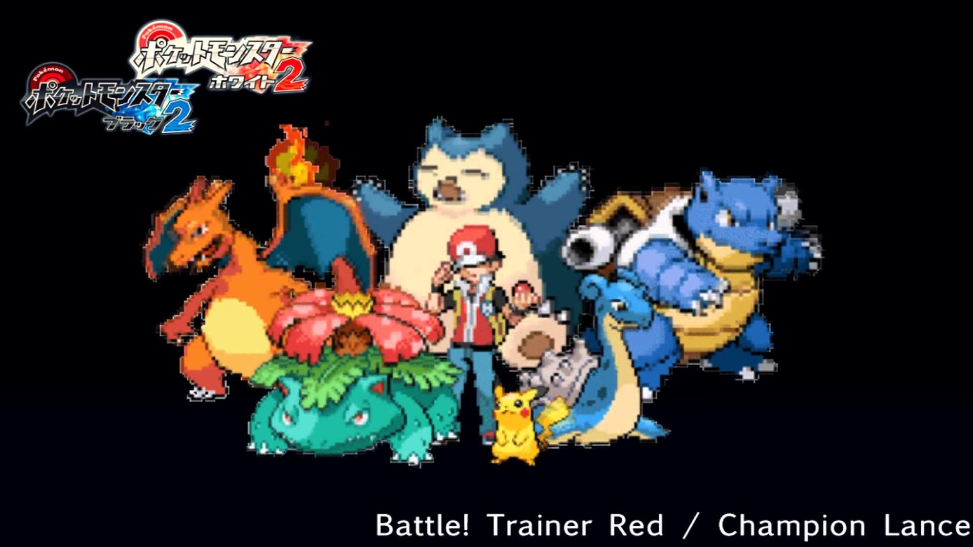 Pokemon: RED vs. BLUE by e-hima ...