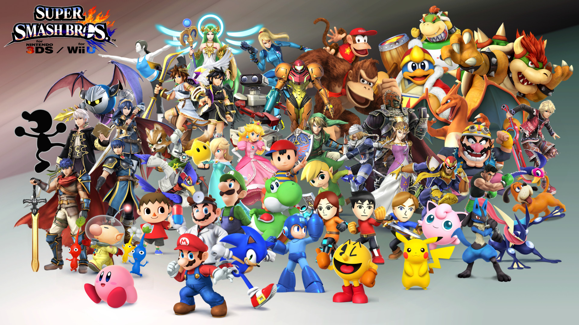 Mewkwota Super Smash Bros 4: Super Smash Brothers Wallpaper (75+ Images