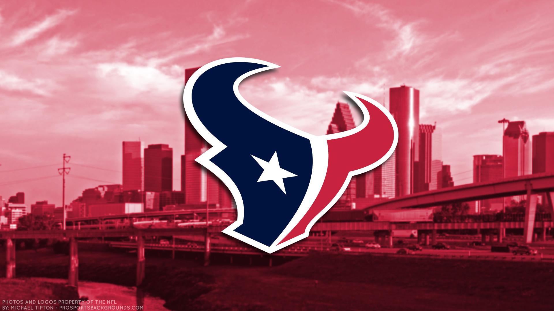 1920x1080 Nfl 2016 Houston Texans Desktop Schedule Background Logo